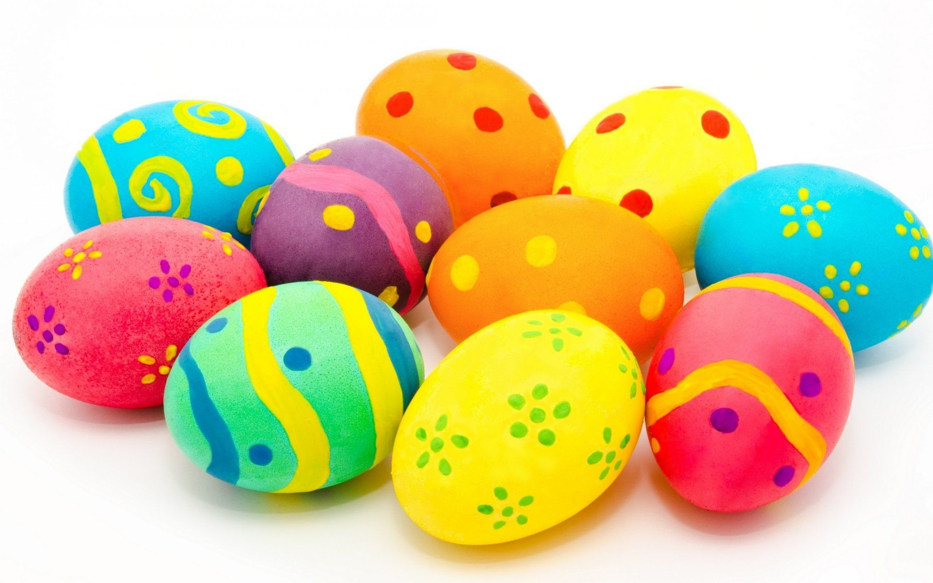 Cute Easter Egg Backgrounds