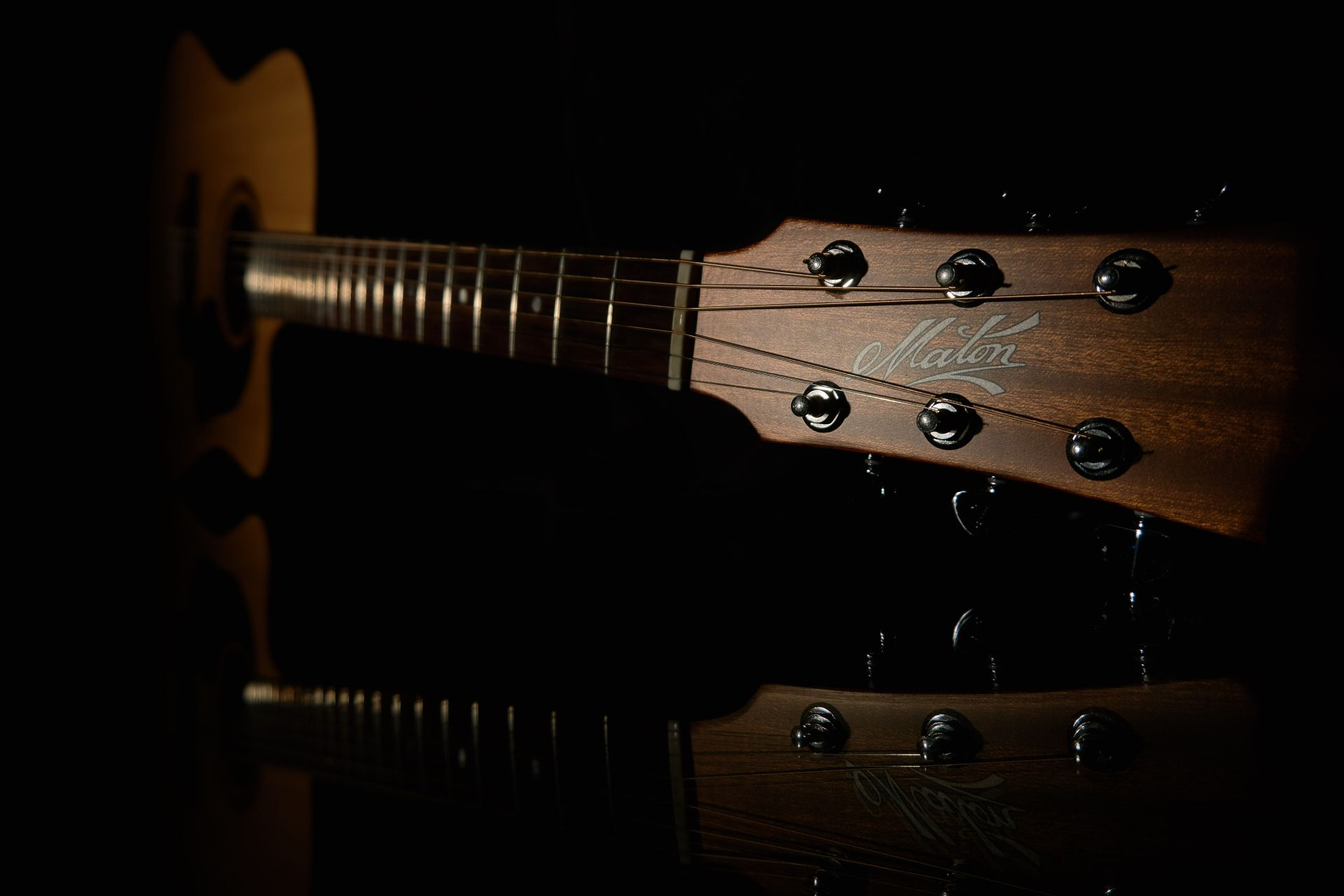 Acoustic Guitar, Background