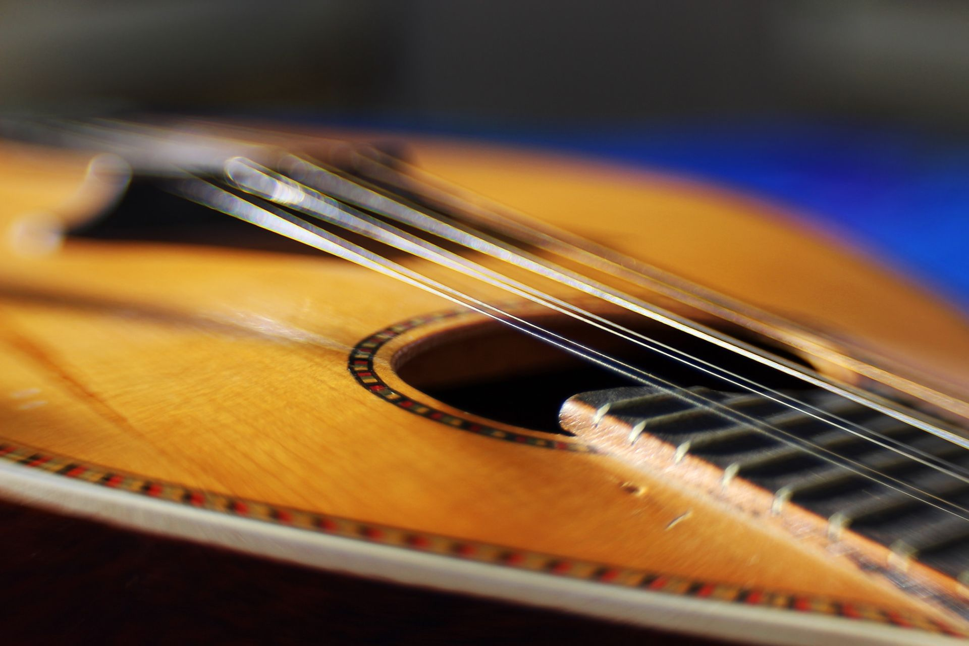 Acoustic Guitar wood, Image
