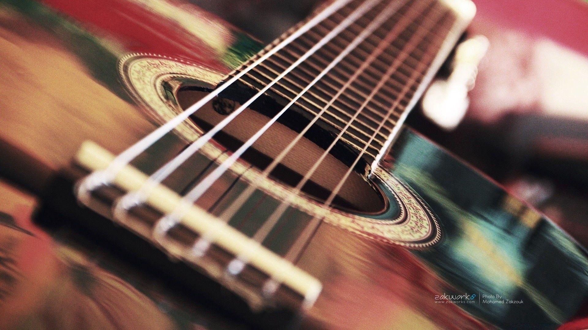 Acoustic Guitar strings, Best Wallpaper