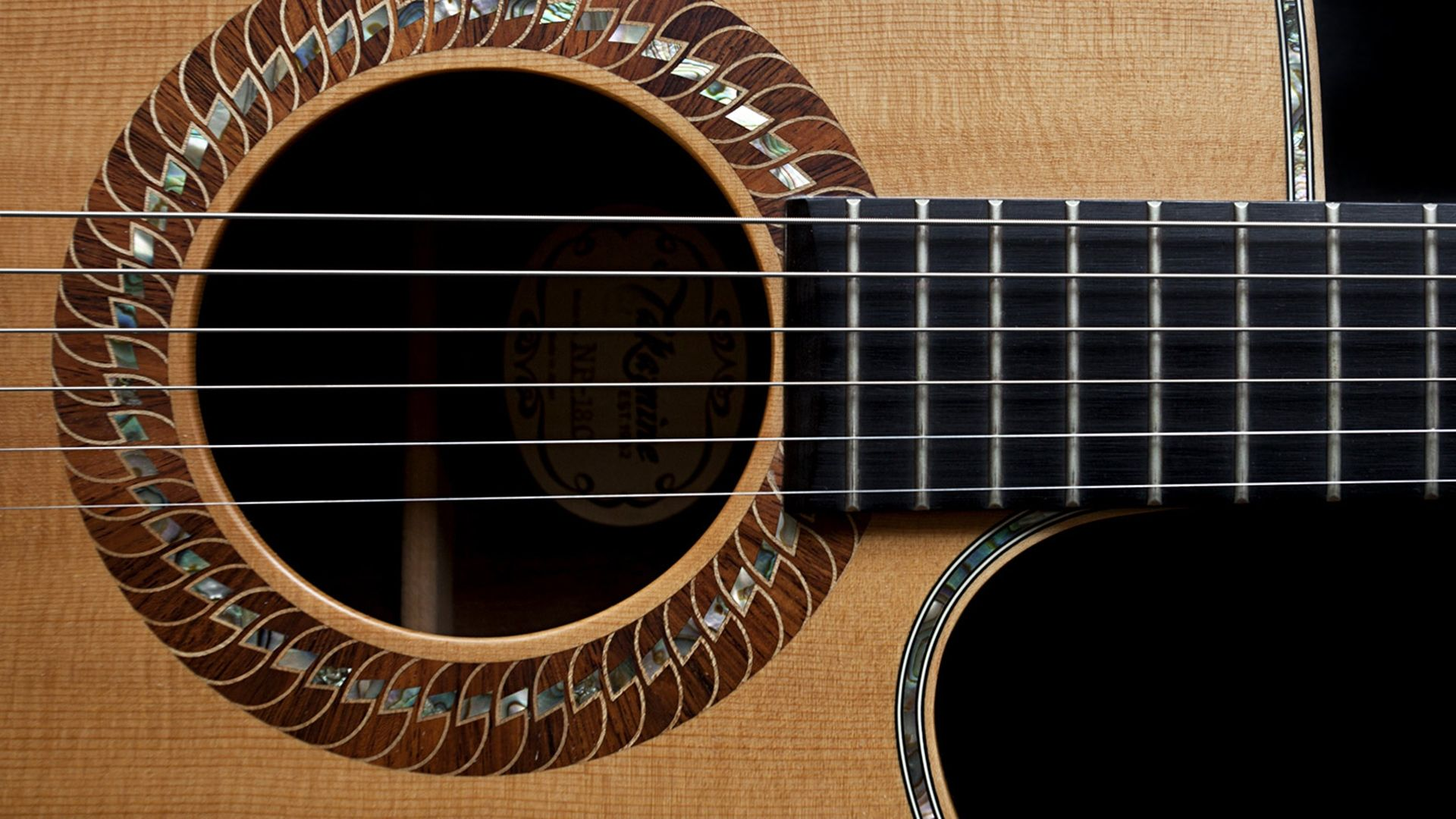 Acoustic Guitar, Free Wallpaper and Background