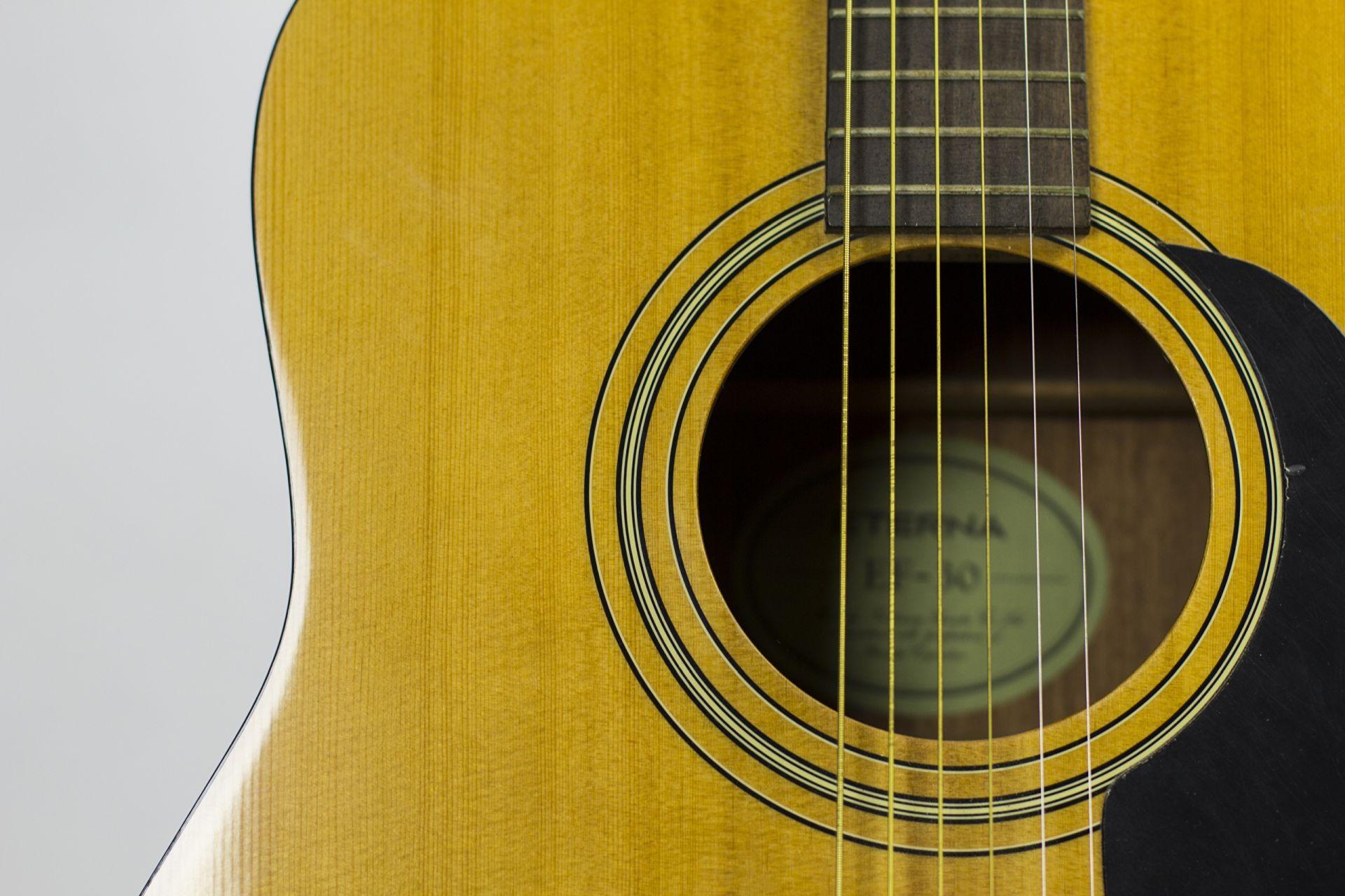 Acoustic Guitar, Cool HD Wallpaper