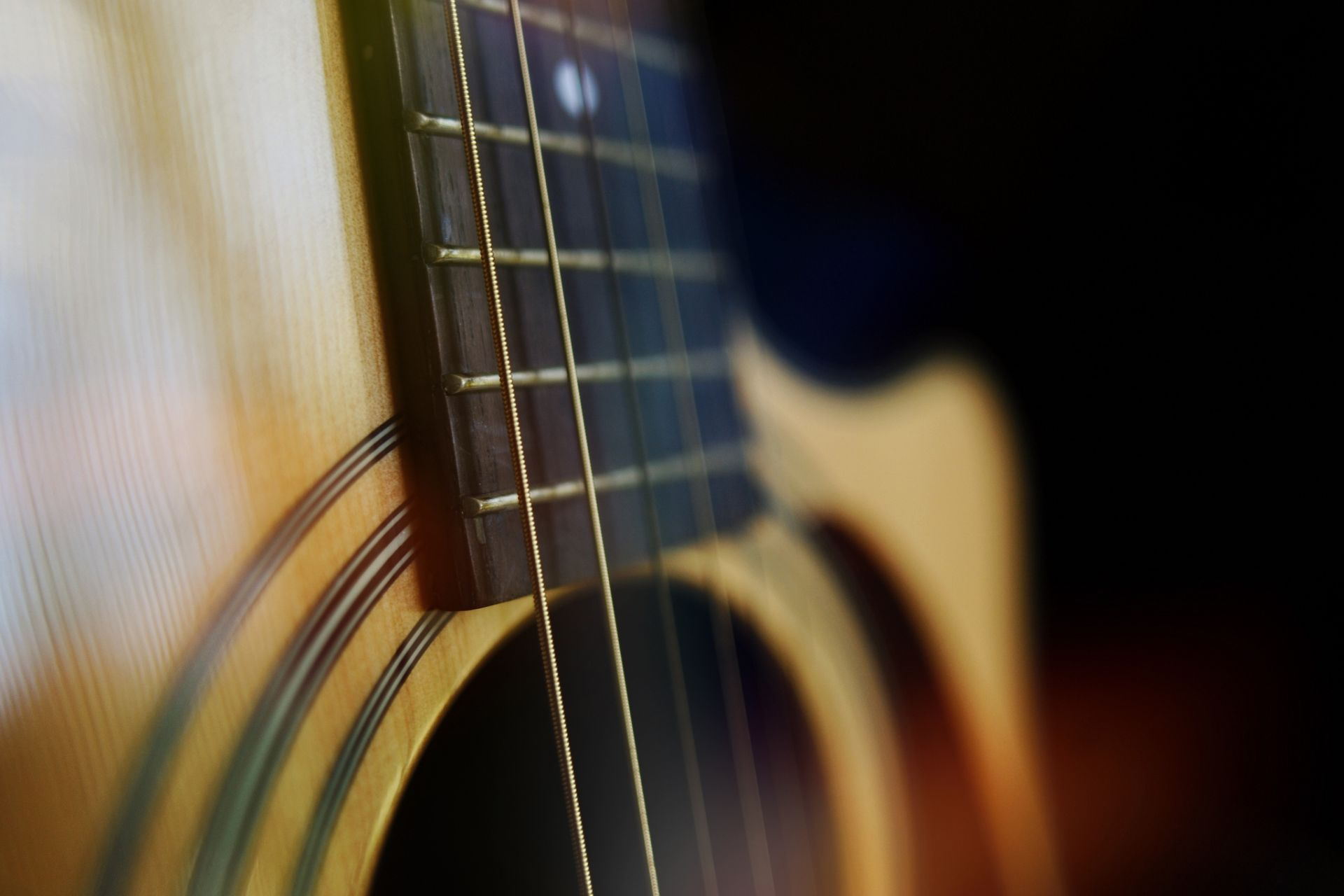 Acoustic Guitar strings, Picture