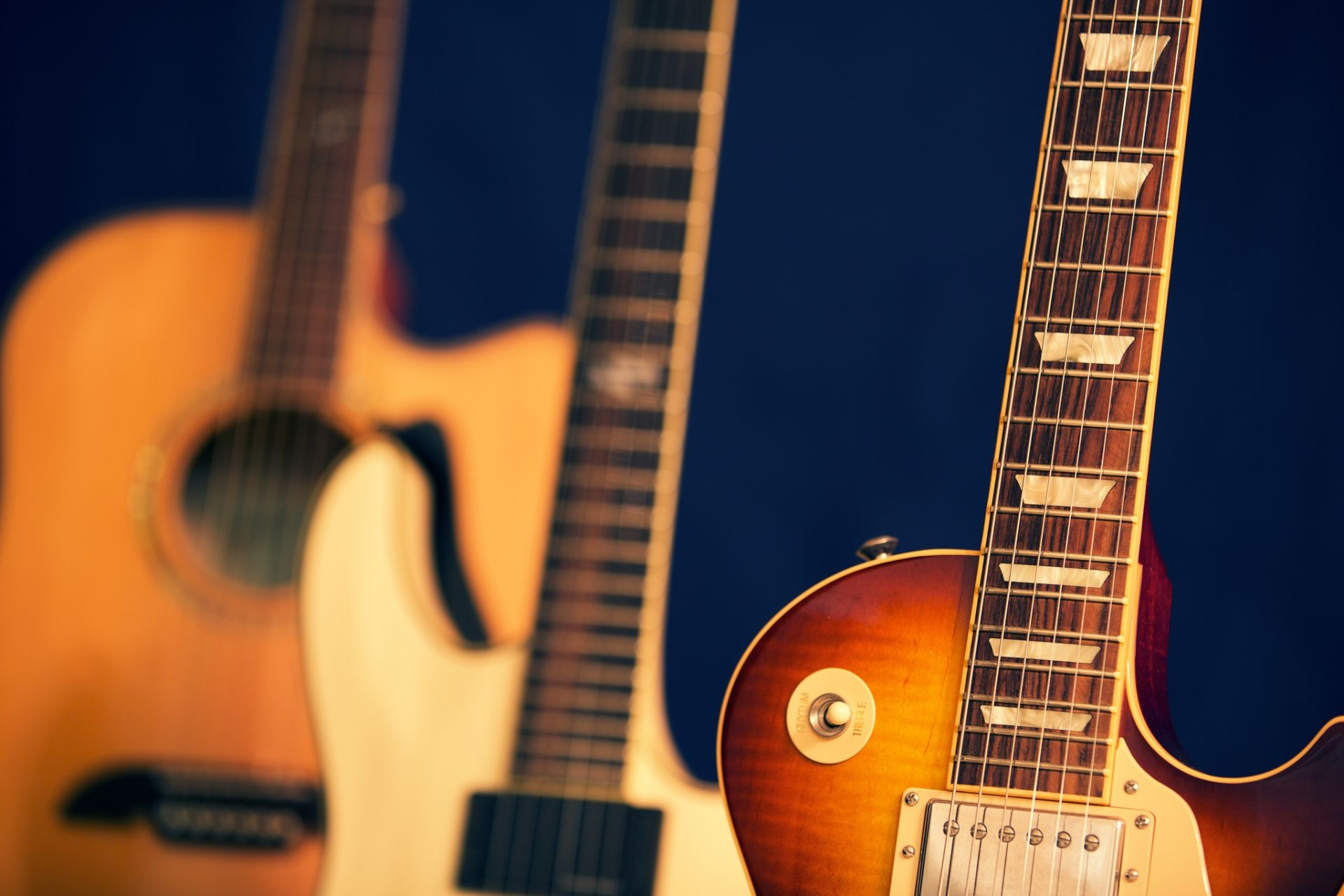 Acoustic Guitars, Good Wallpaper