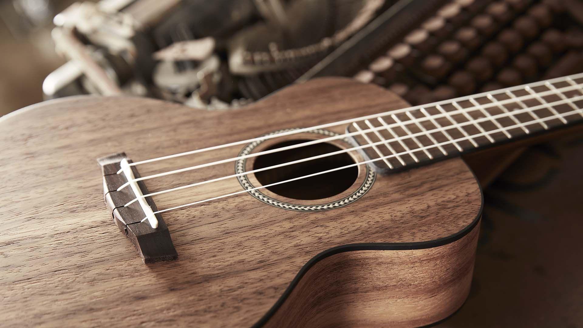 Acoustic Guitar, New Wallpaper