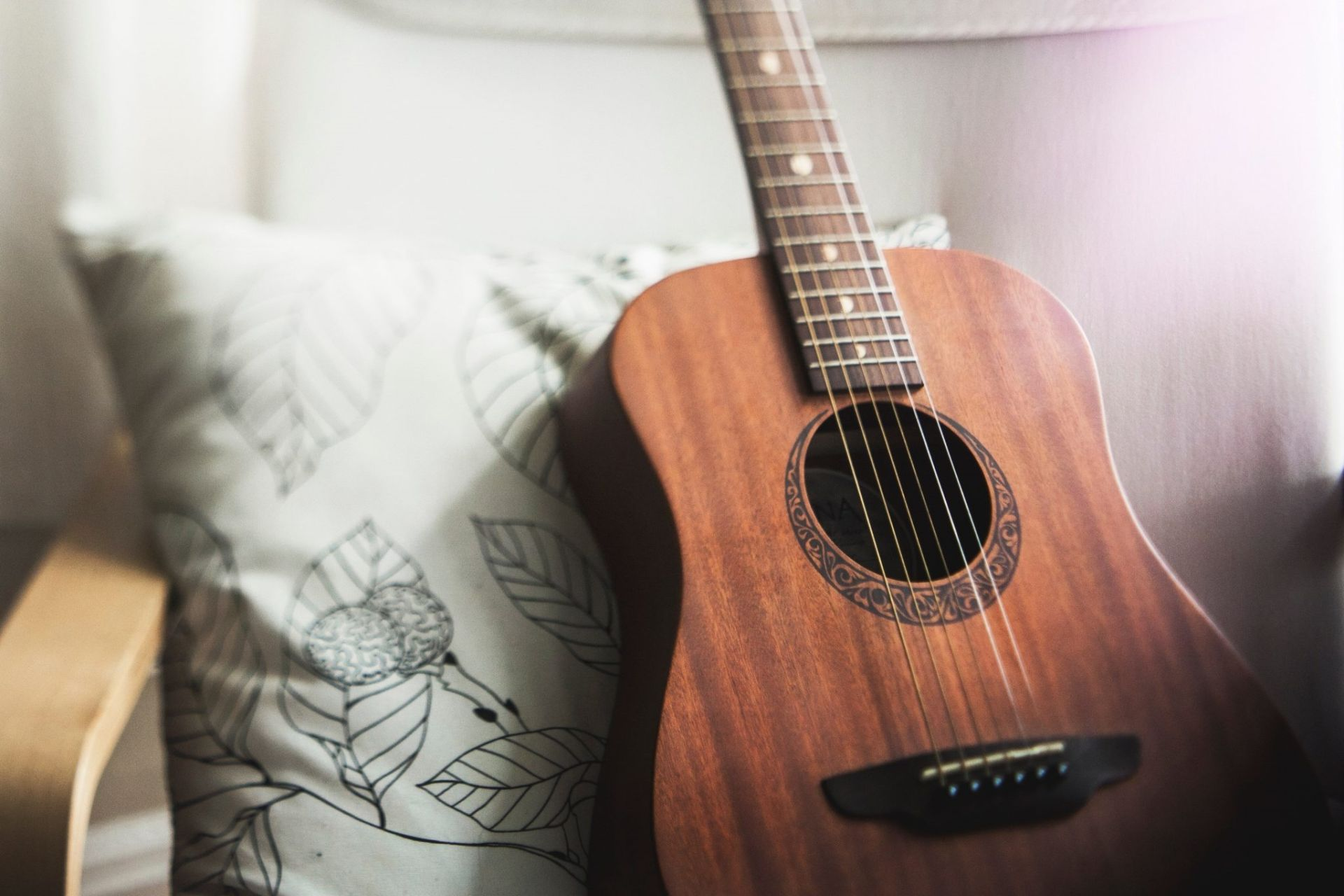 74 Acoustic Guitar Hd Wallpapers Wallpaperboat