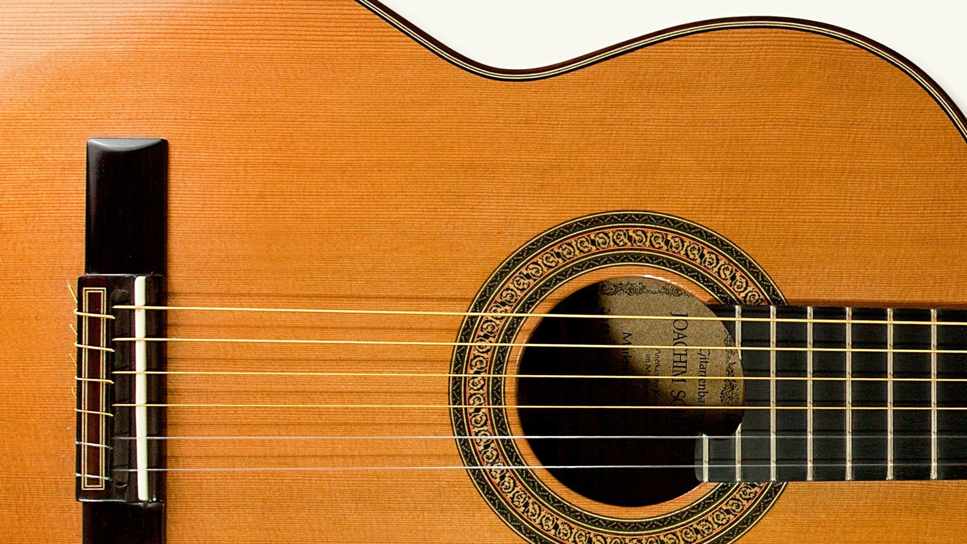 Acoustic Guitar, Nice Wallpaper