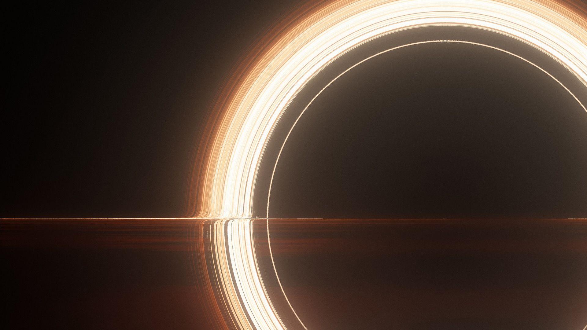14 Black Hole Interstellar Wallpapers Wallpaperboat