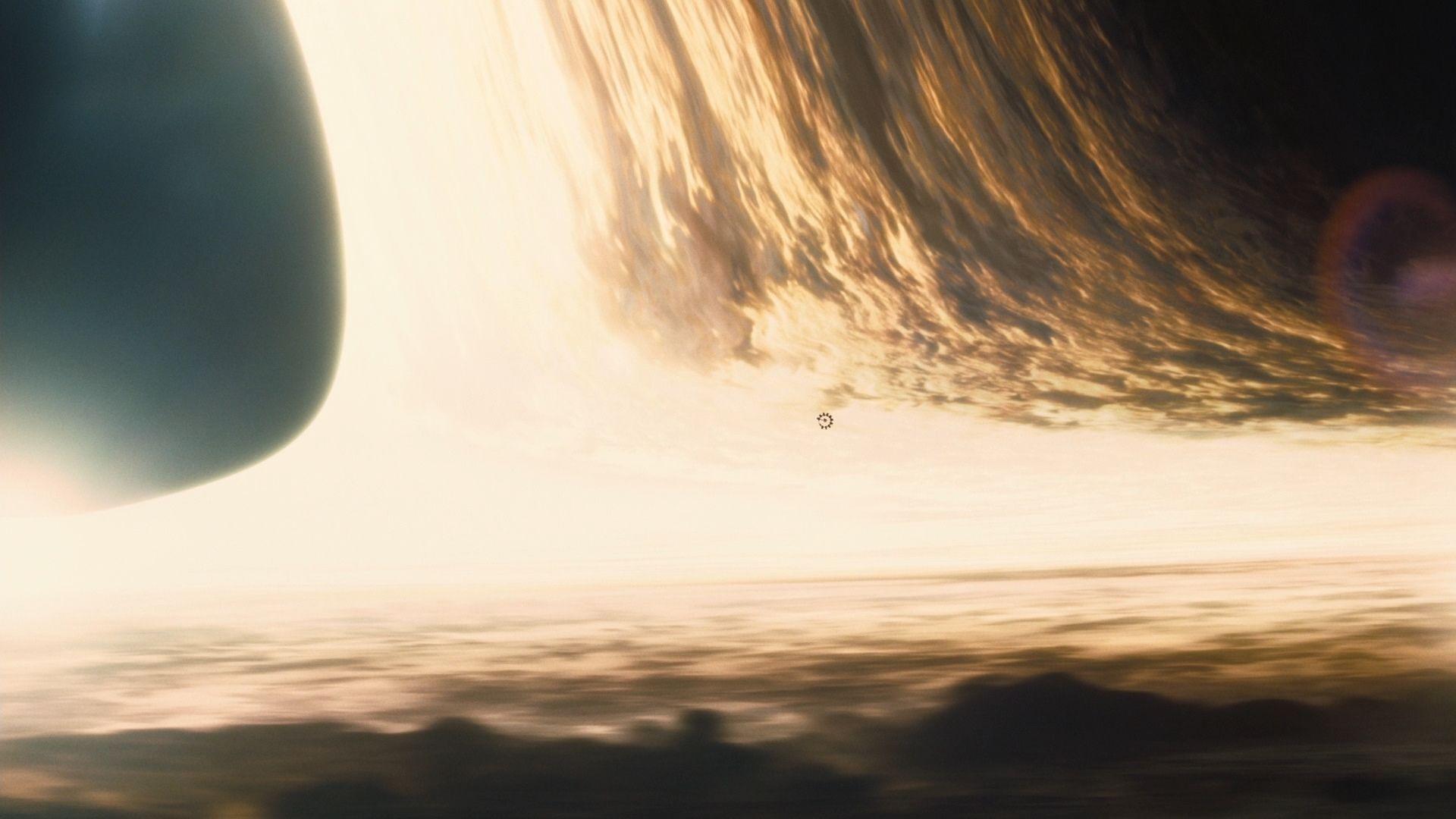 Black Hole Interstellar, Pic