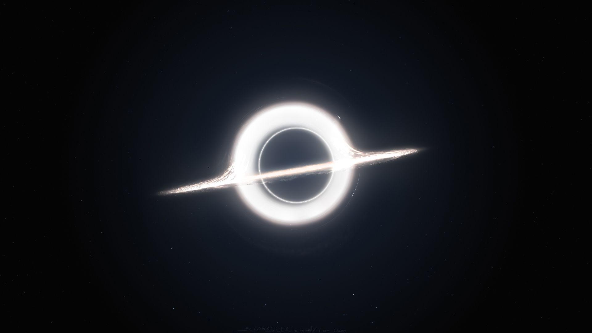 Black Hole, Desktop Wallpaper