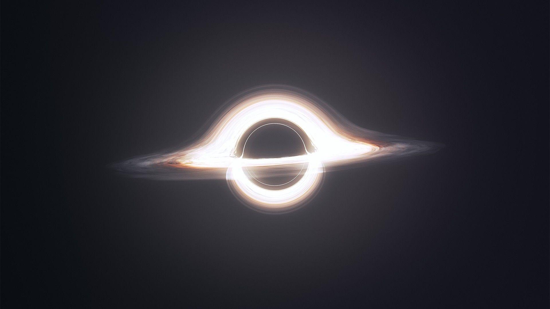 Black Hole Interstellar, Image