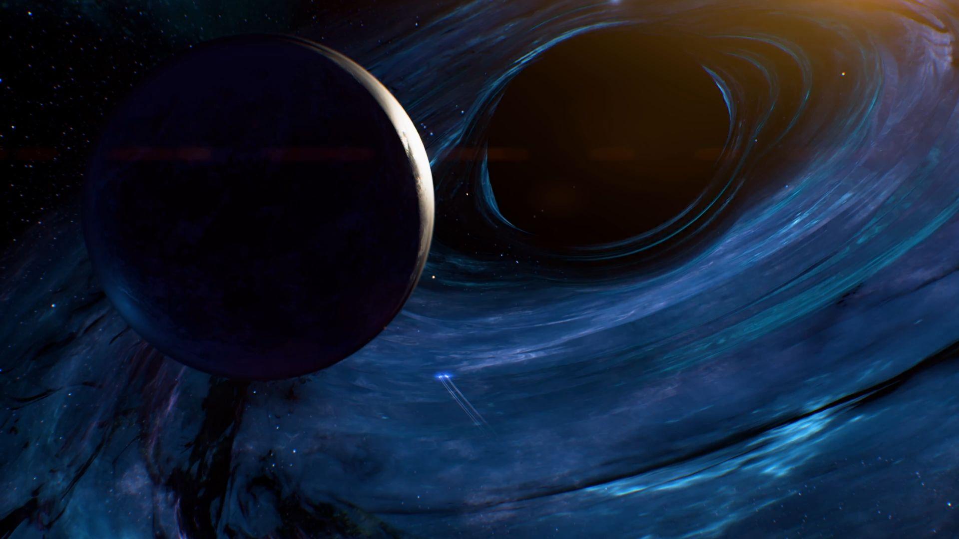 Black Hole, Background