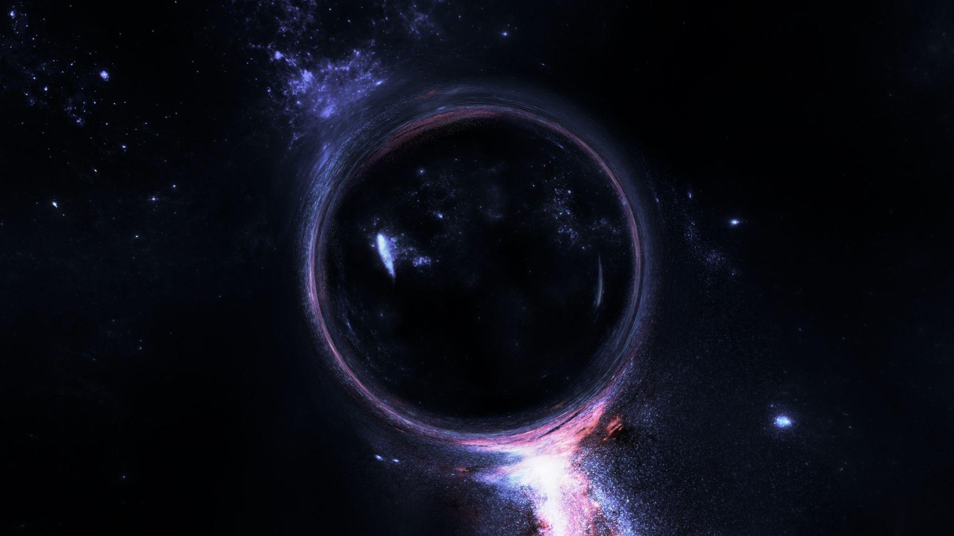 Black Hole, Nice Wallpaper