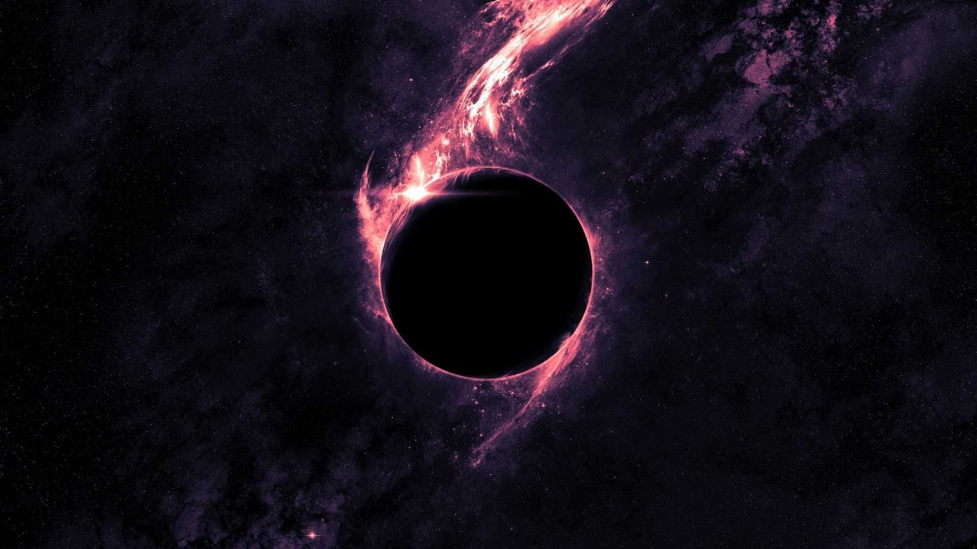 Black Hole, Wallpaper Picture