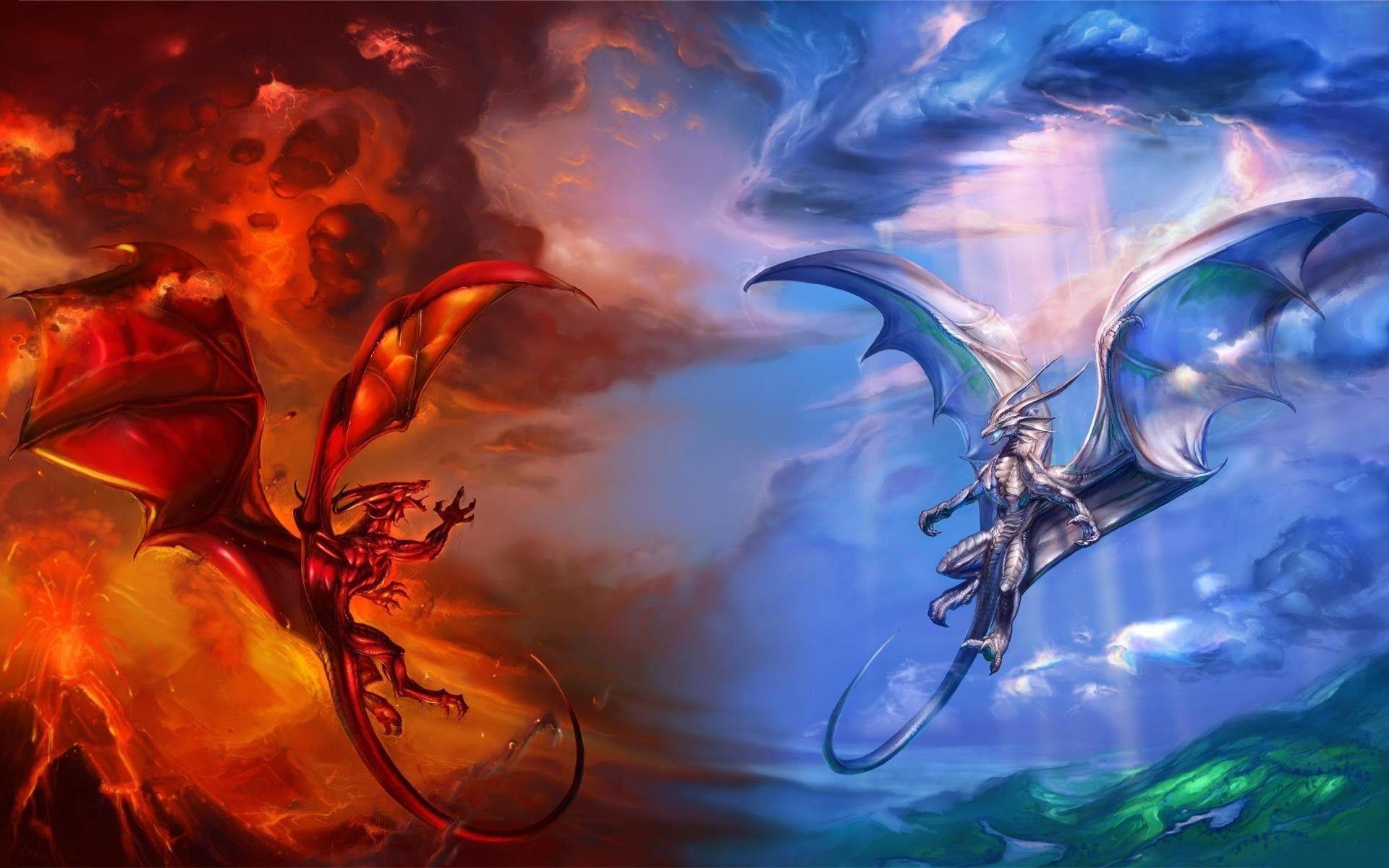 dragon mobile wallpaper