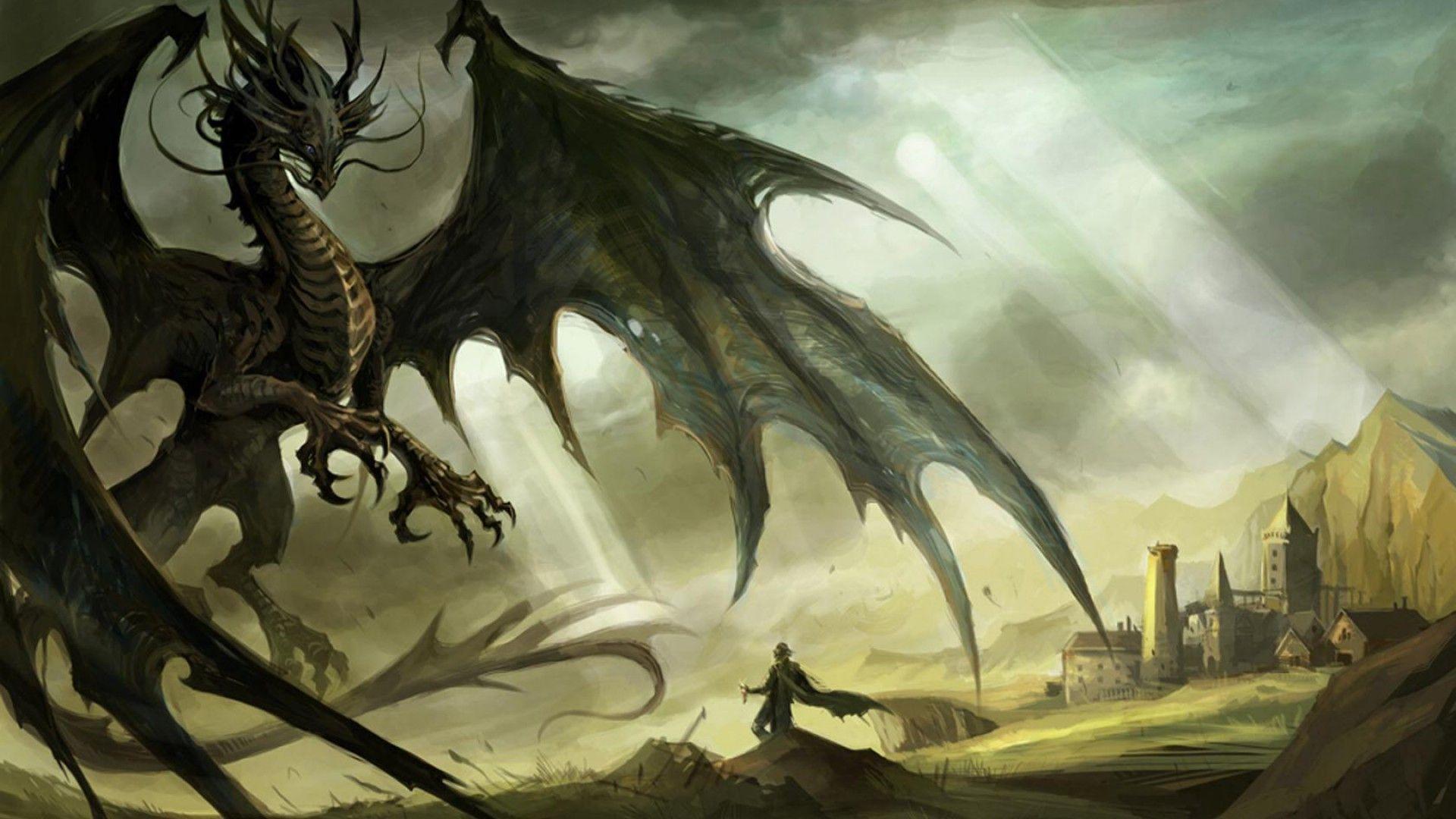 free dragon wallpaper download