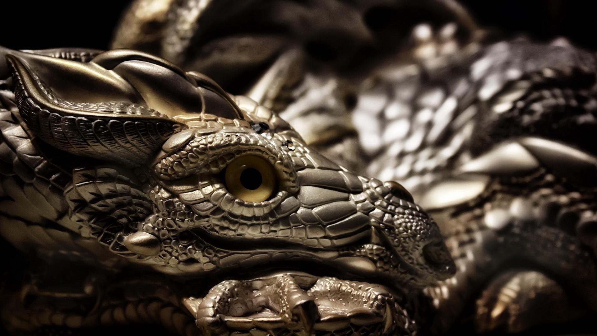 dragon 3d printer model wallpaper