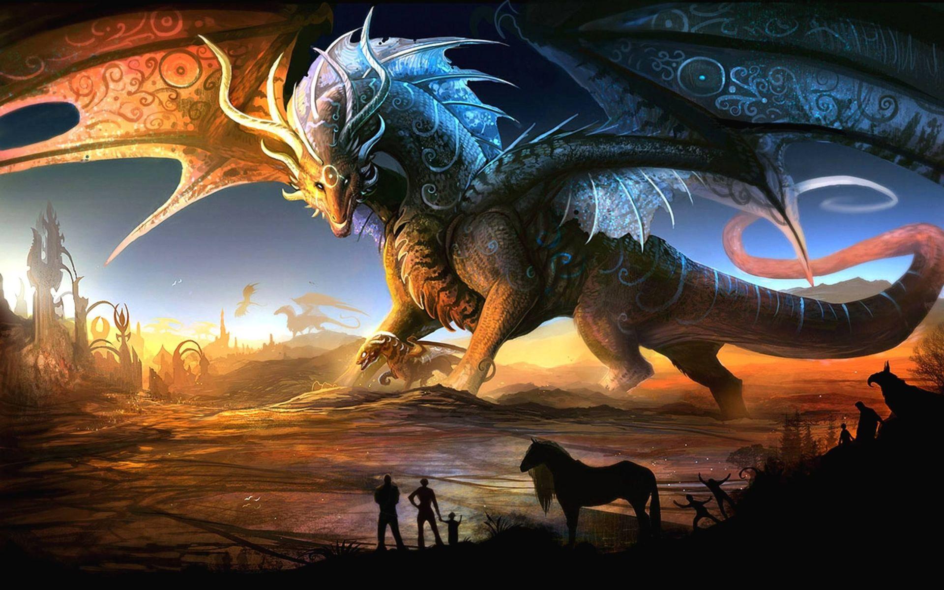 dragon hd wallpaper for p