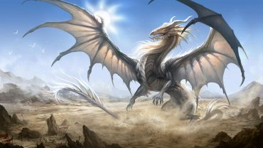 image of cool dragon
