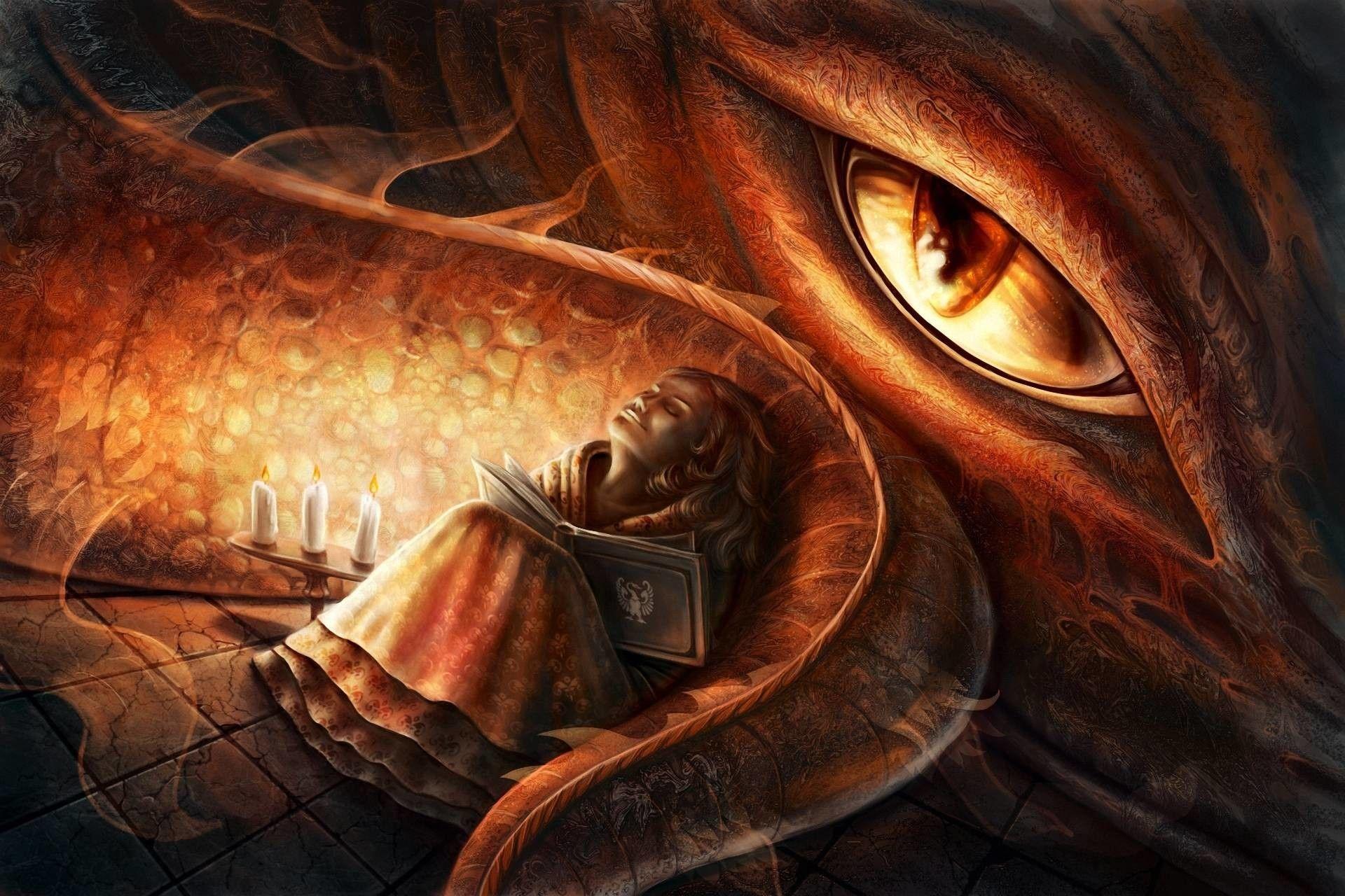 fantasy dragon picture free
