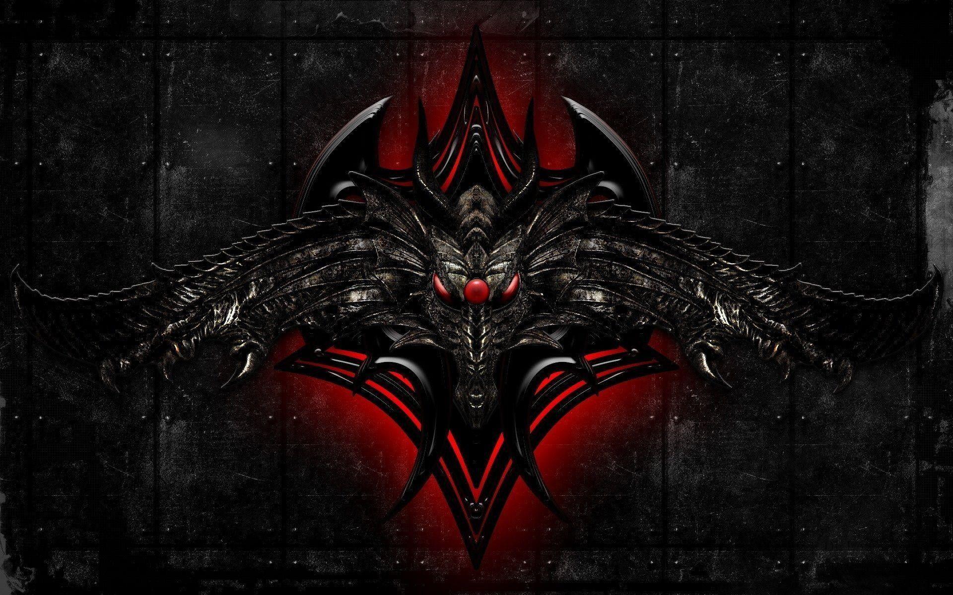 gothic dragon wallpaper