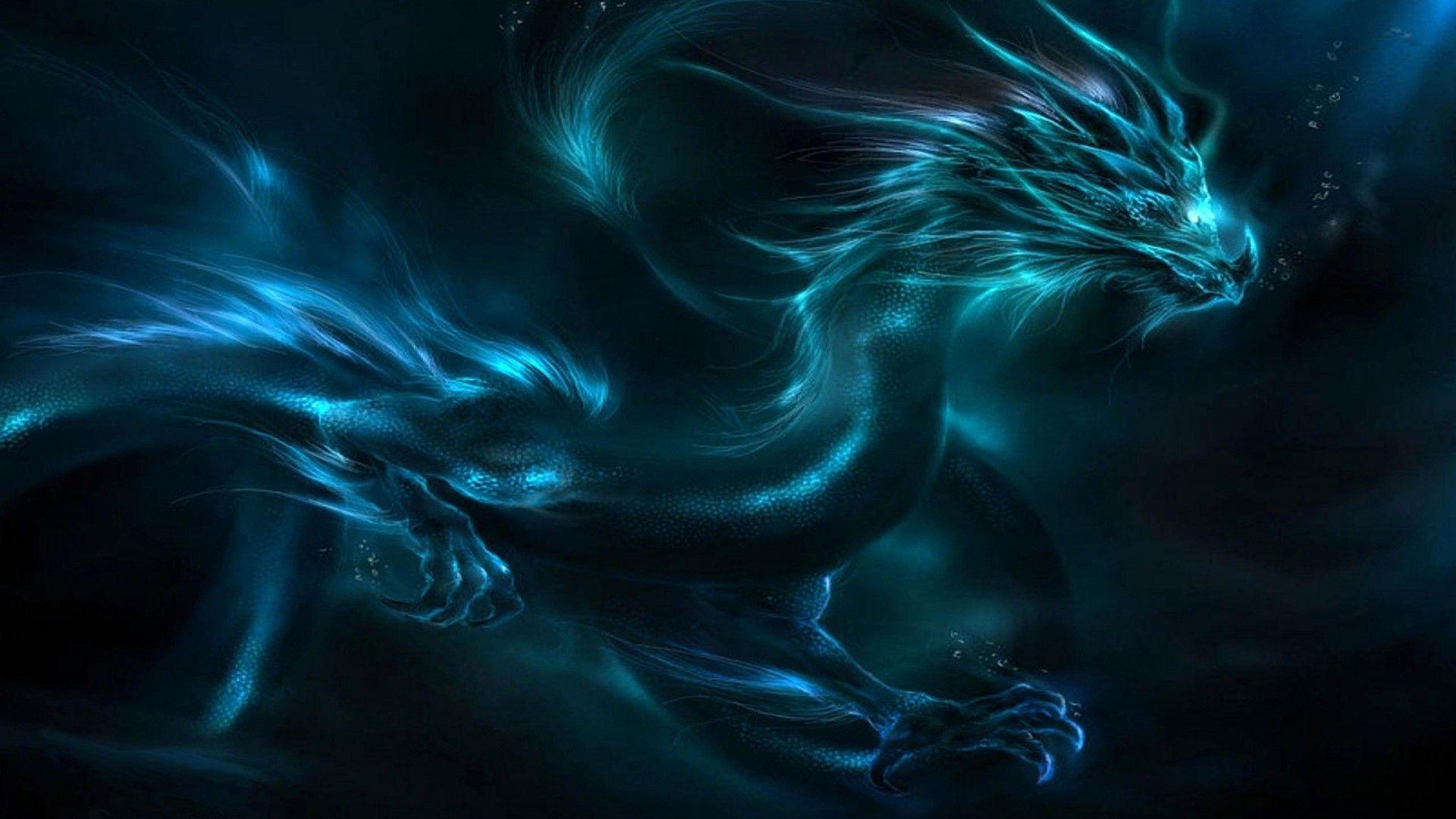 the dragon theme