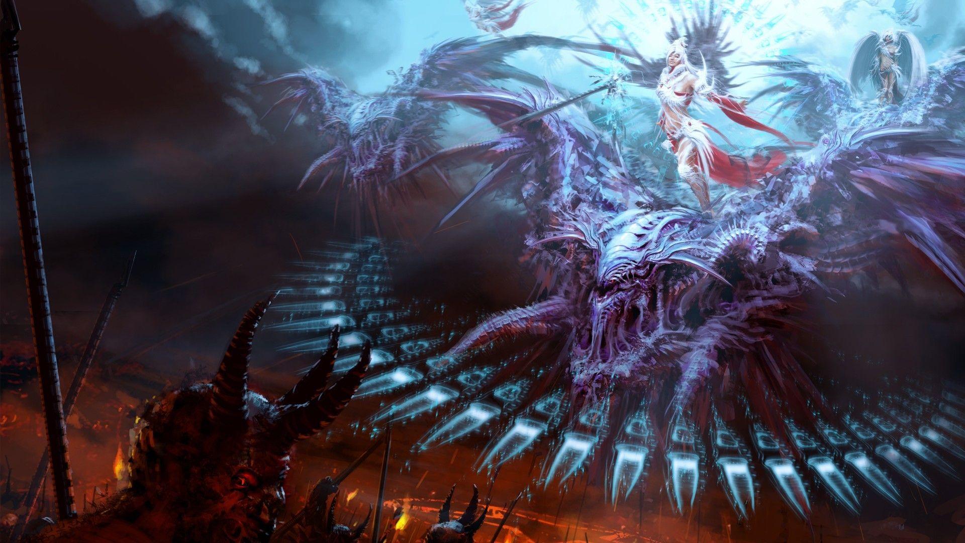 3d blue dragon picture wallpaper