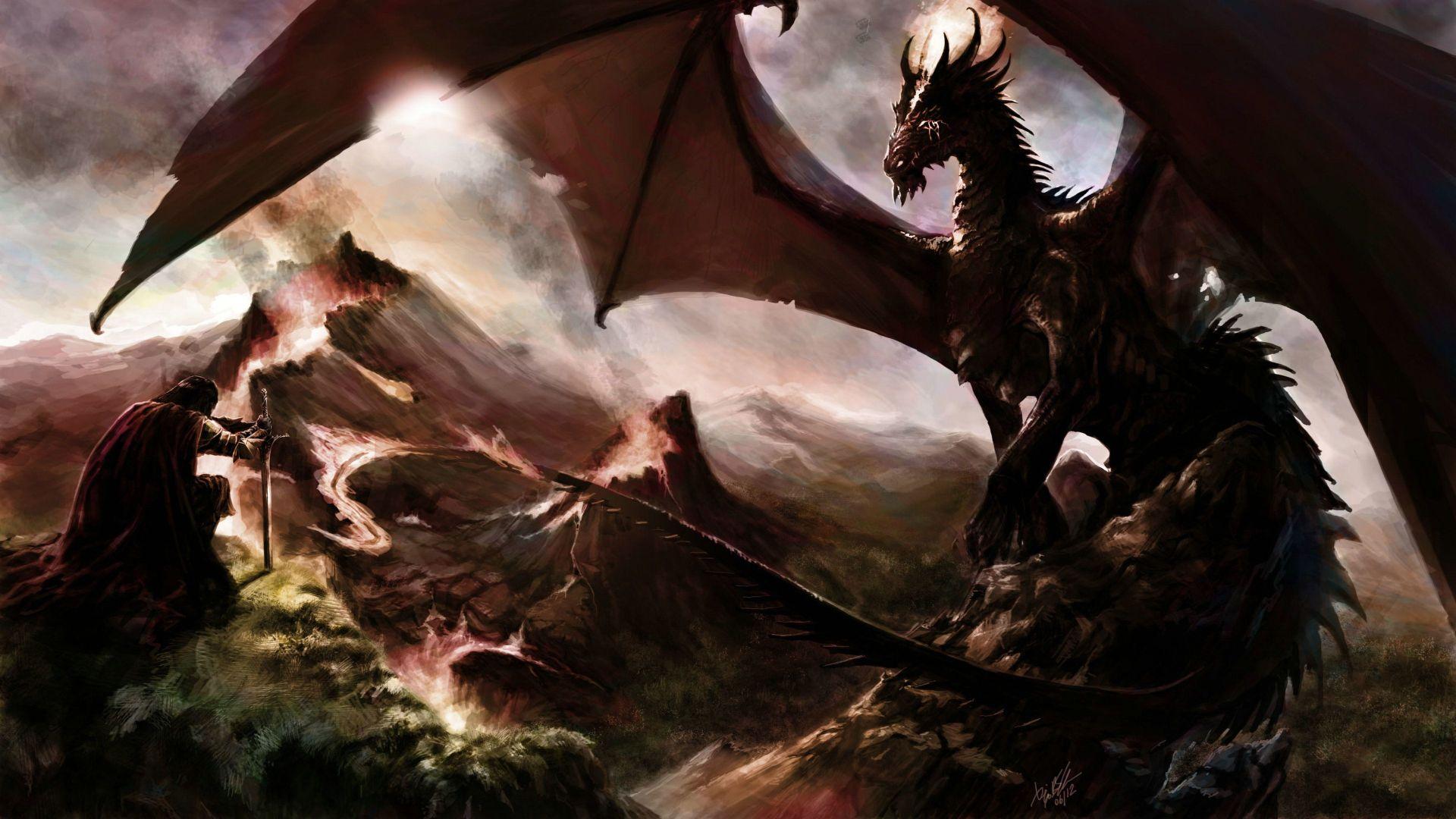 free dragon picture