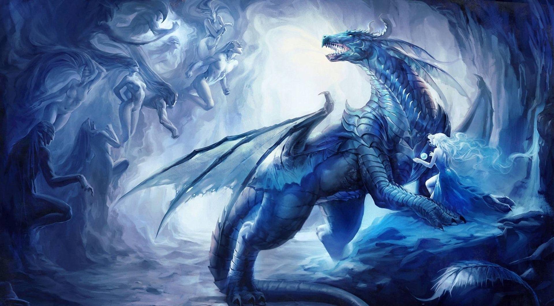 sexy dragon wallpaper