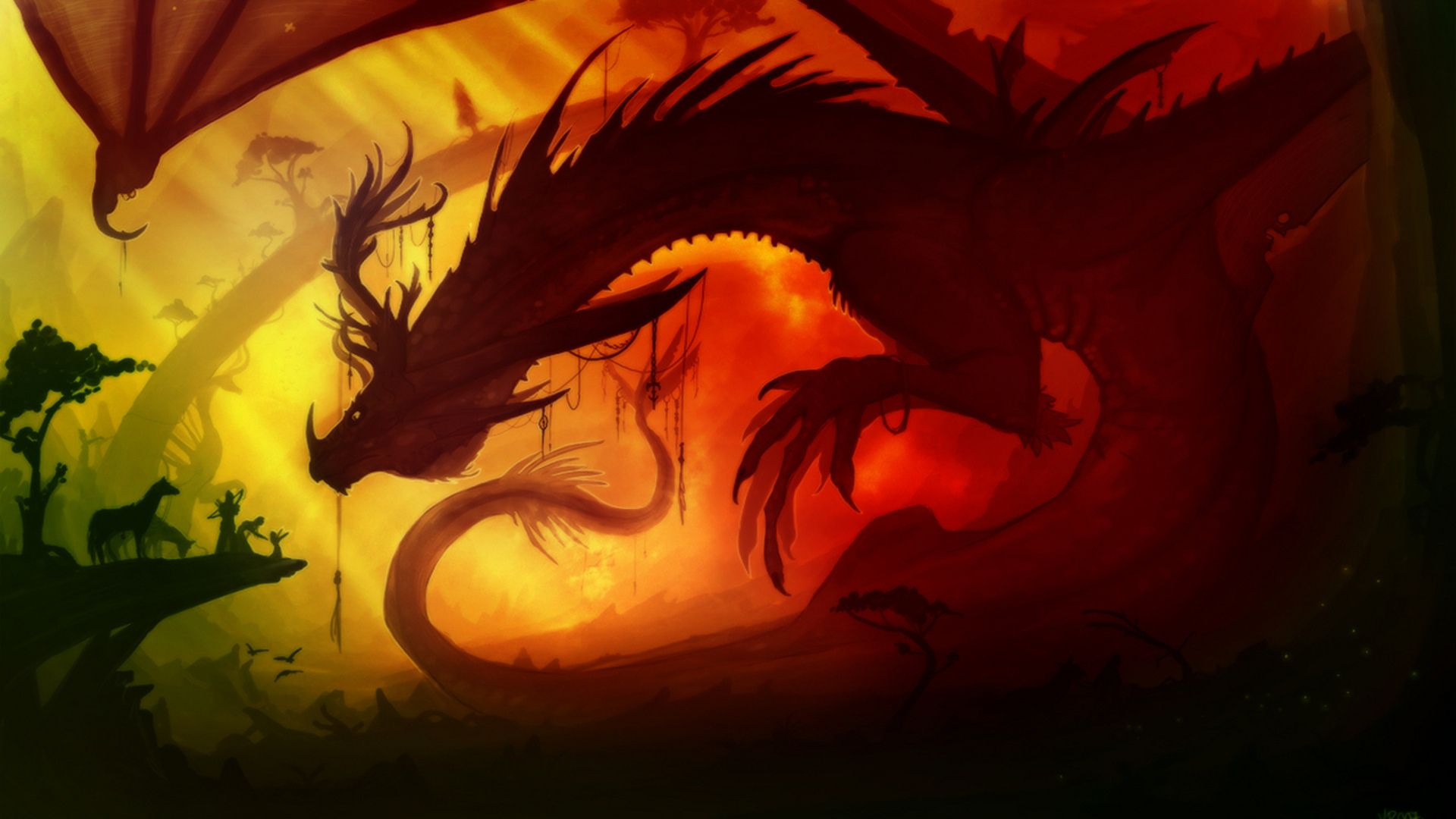 black dragon pics
