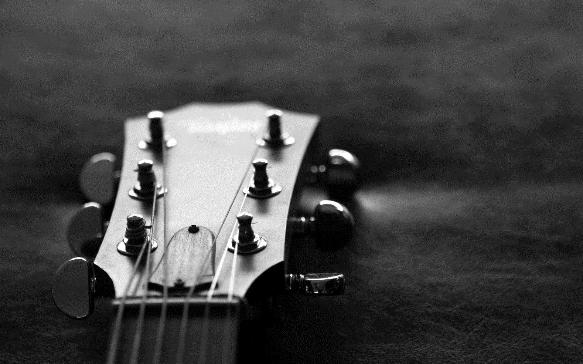 Electric Guitar strings, Cool HD Wallpaper