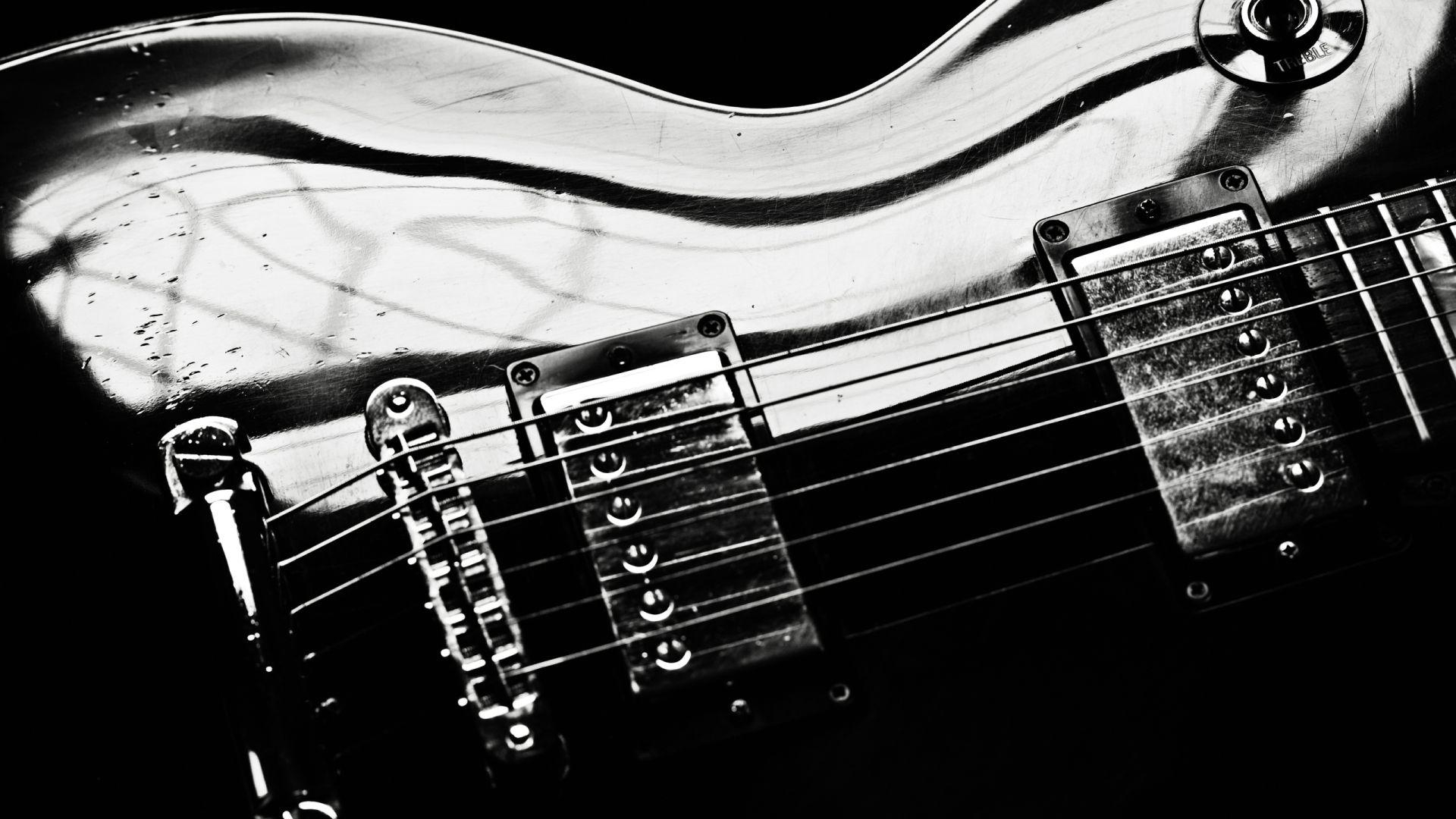 Electric Guitar, Free Wallpaper