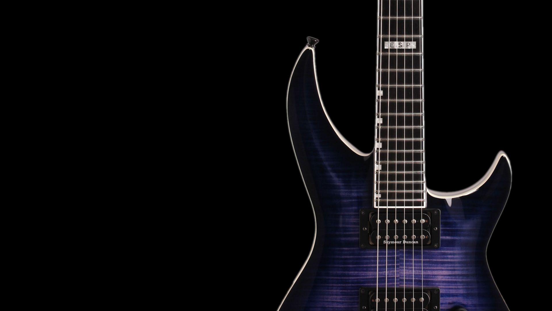 Electric Guitar, Desktop Wallpaper