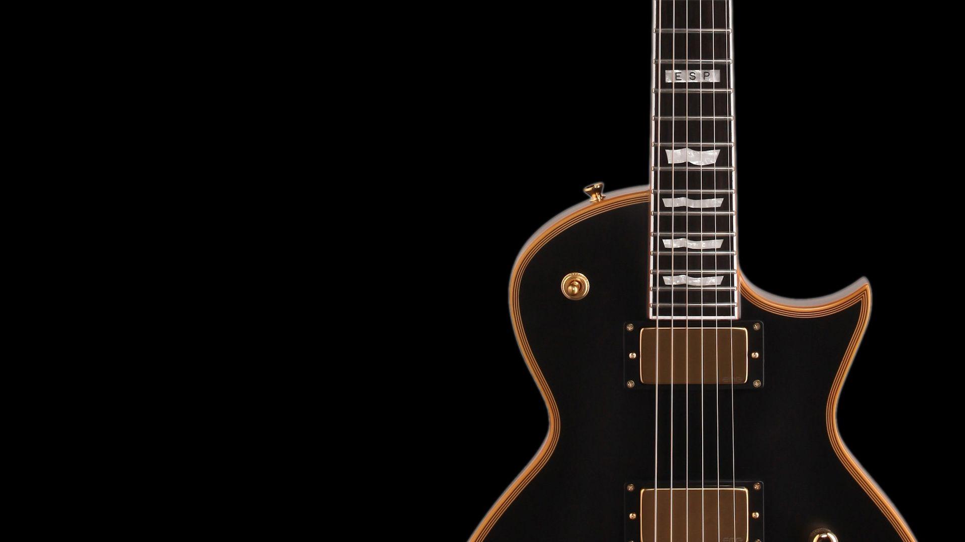 Electric Guitar, PC Wallpaper