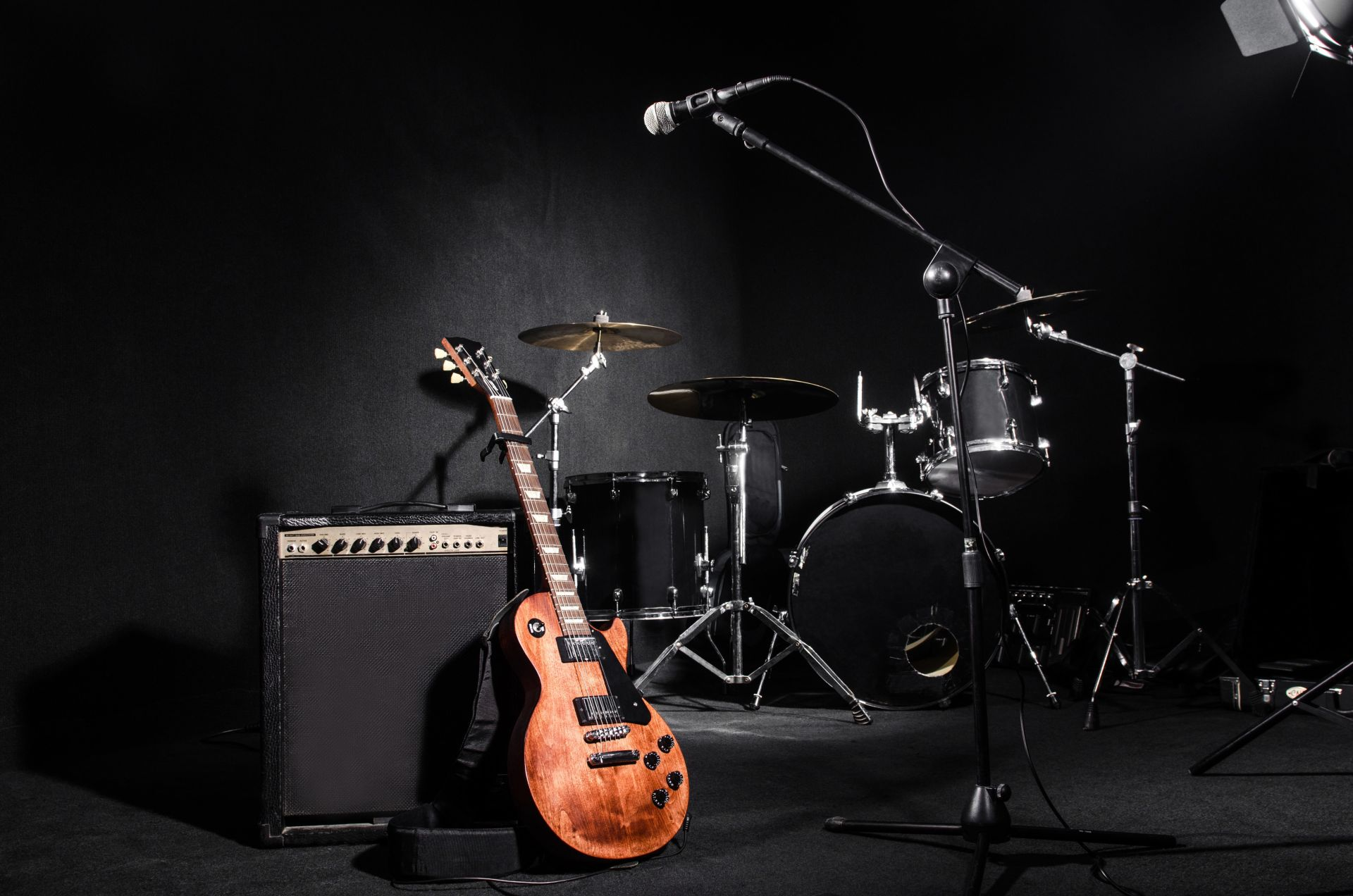 Electric Guitar, Wallpaper Theme