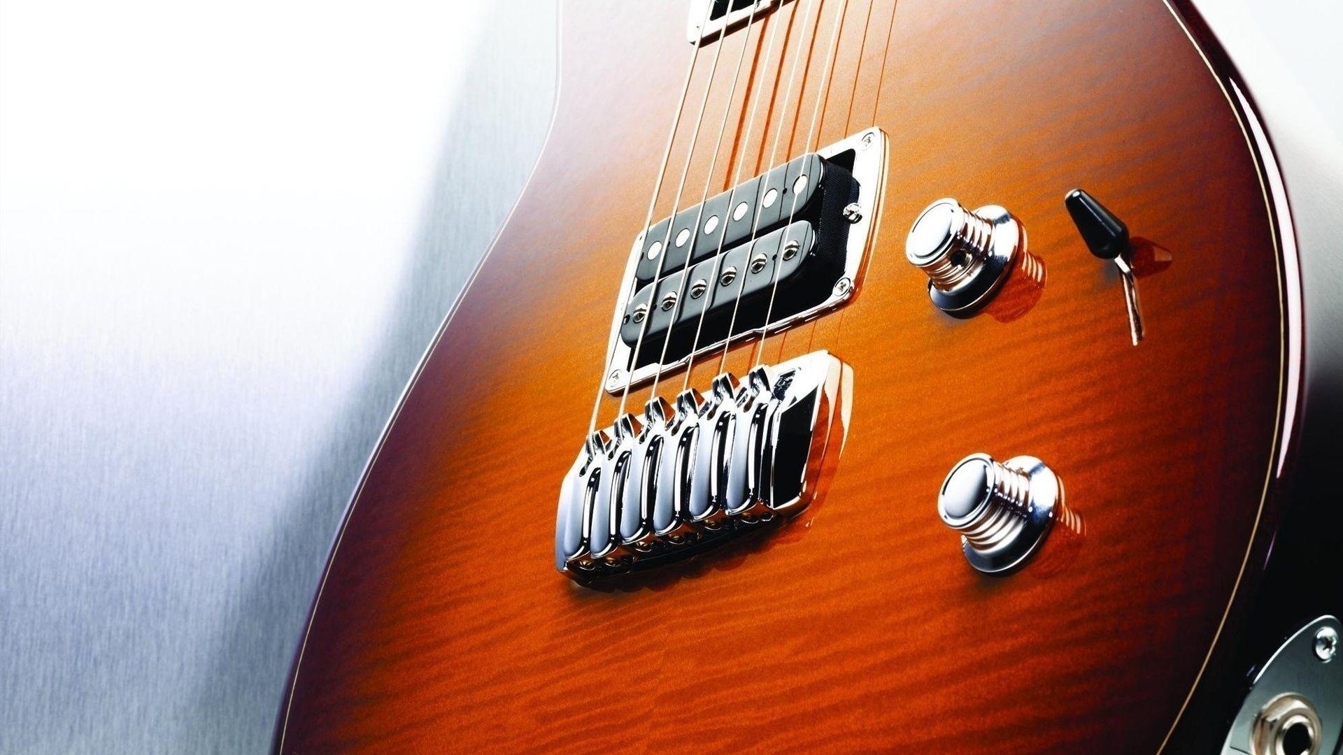 Electric Guitar wood, Good Wallpaper