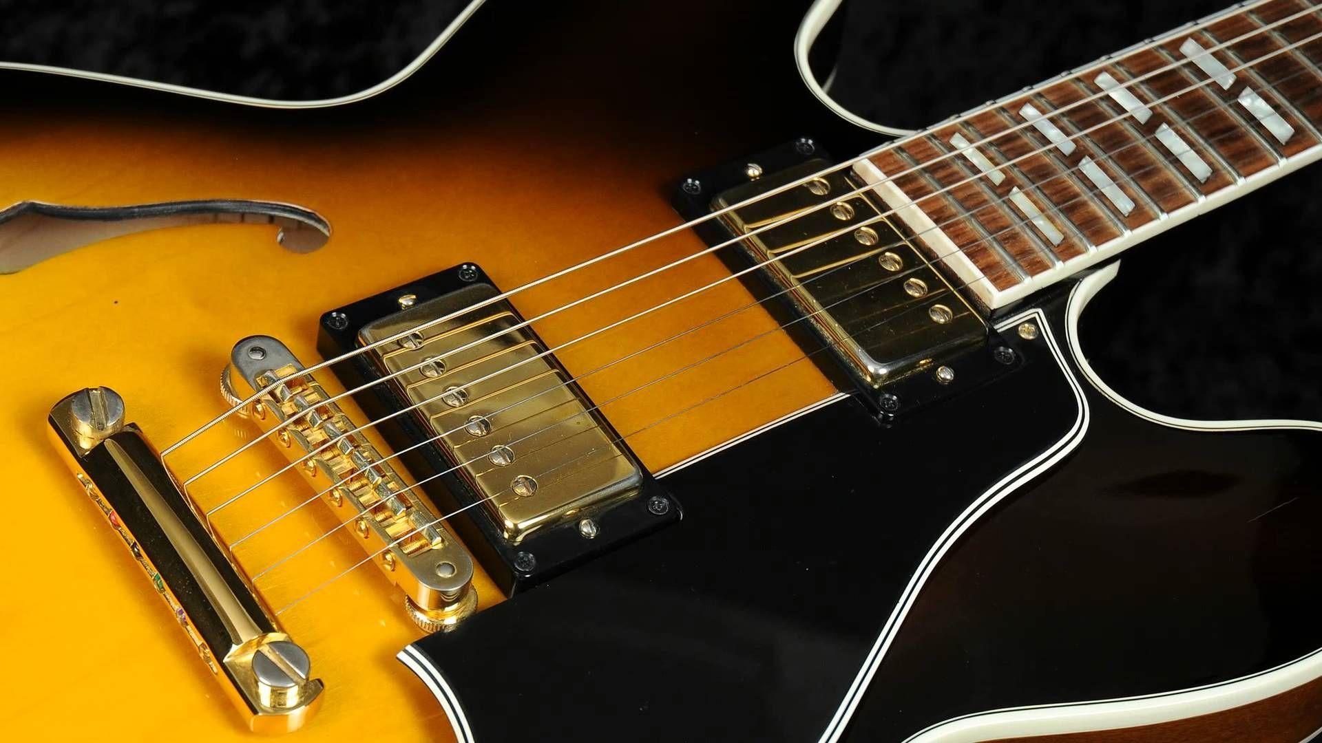 Electric Guitar, Download Wallpaper