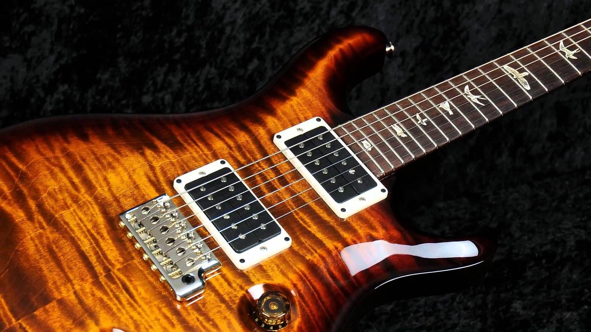 Electric Guitar, Wallpaper Image