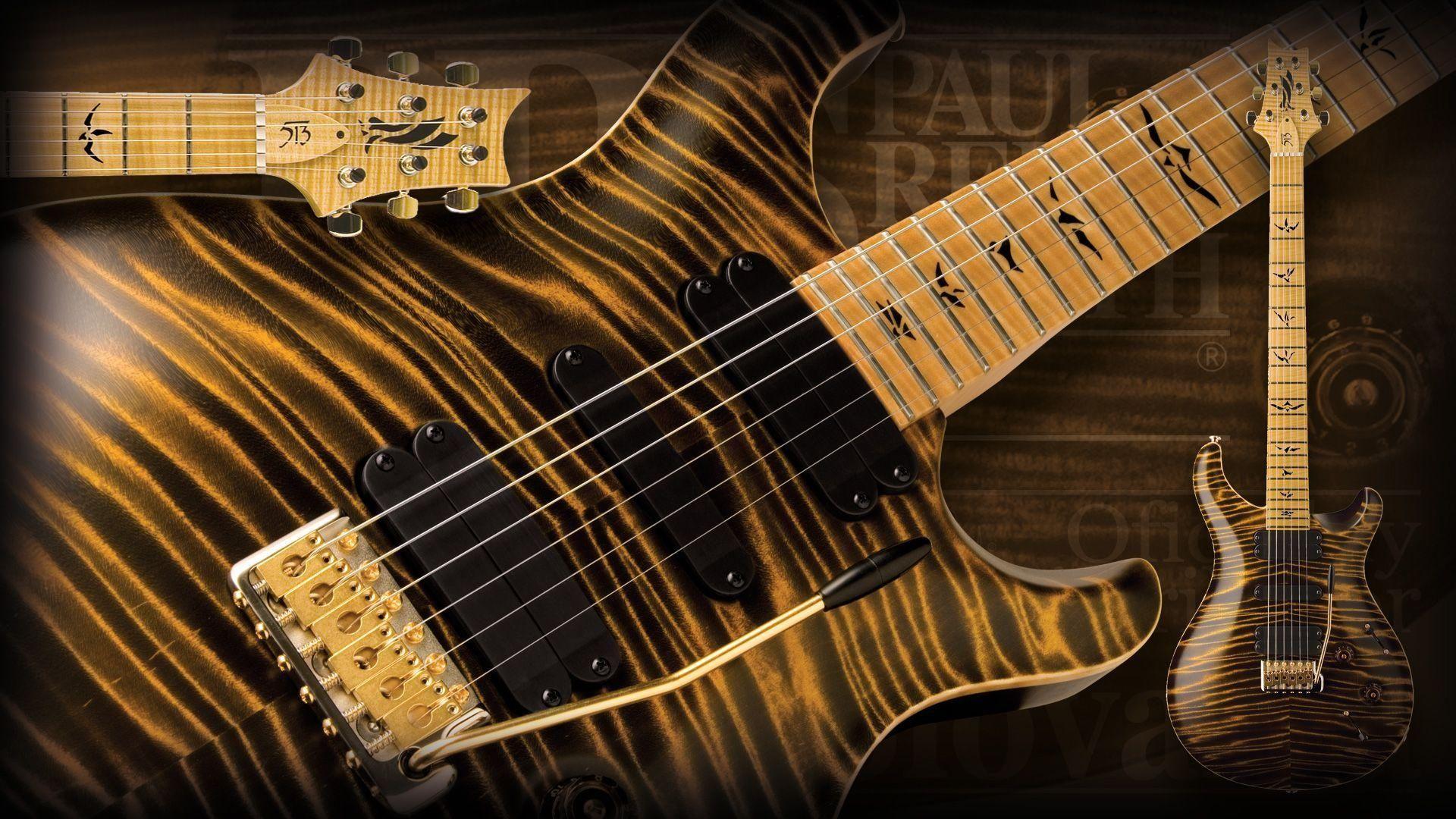 Electric Guitar, HD Wallpaper