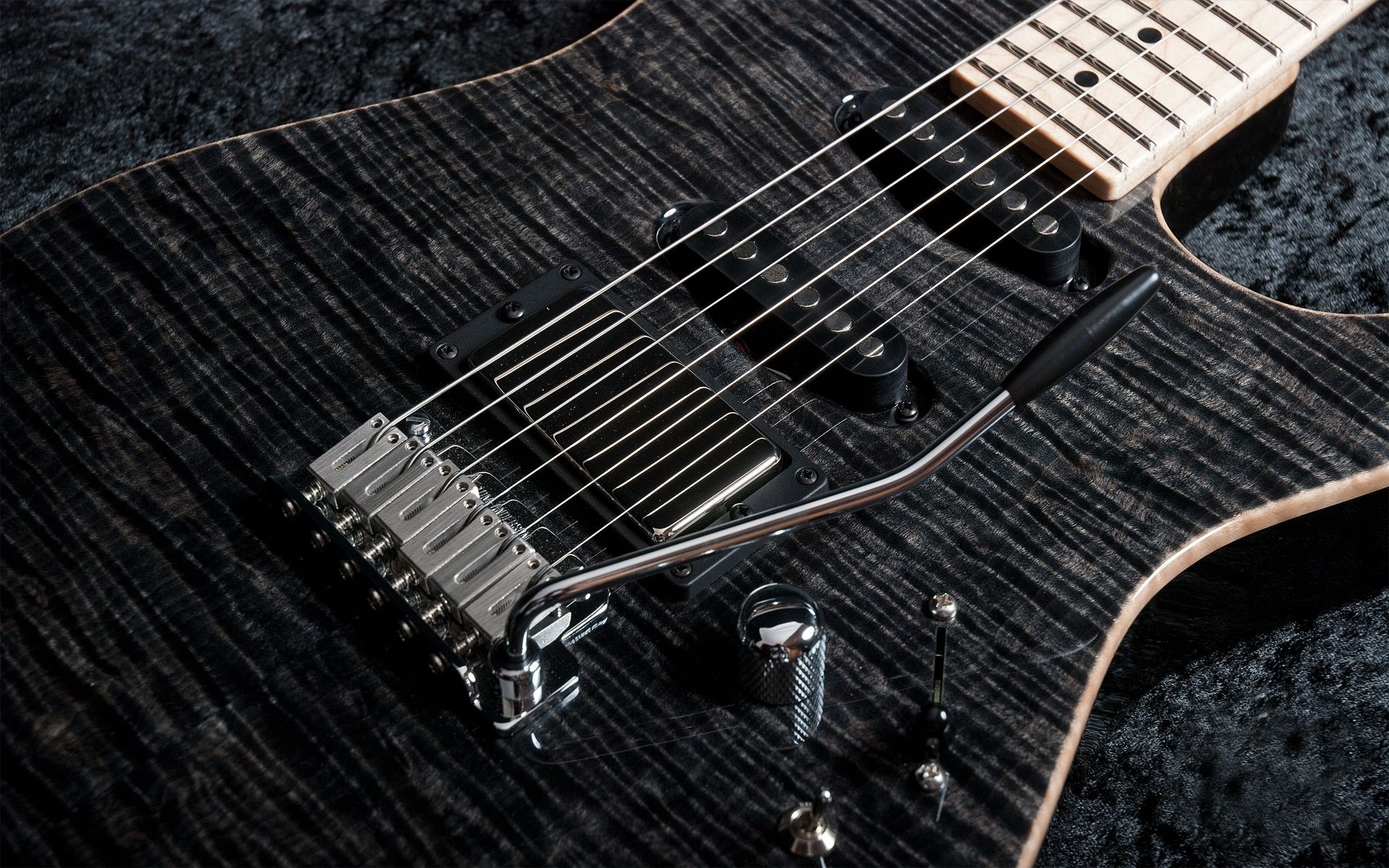 Electric Guitar, Wallpaper and Background