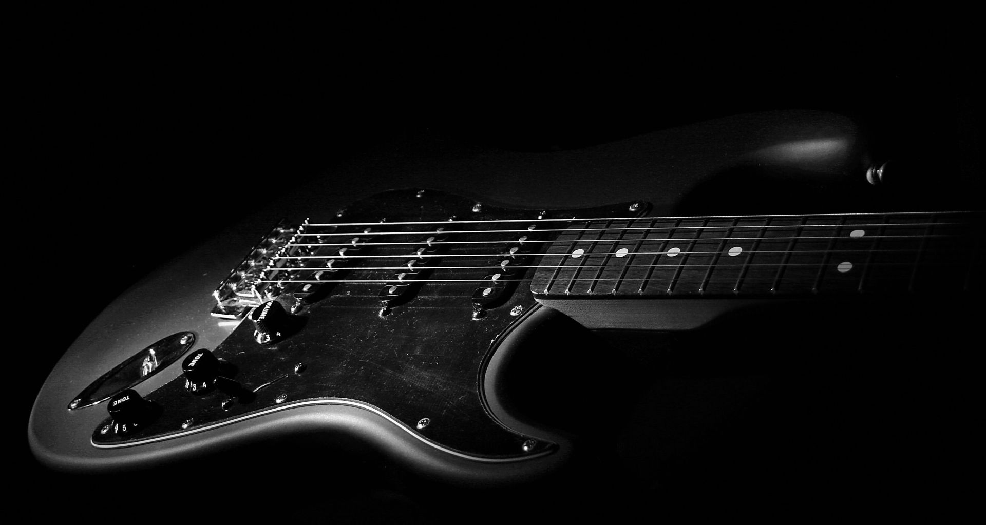 Electric Guitar, Picture