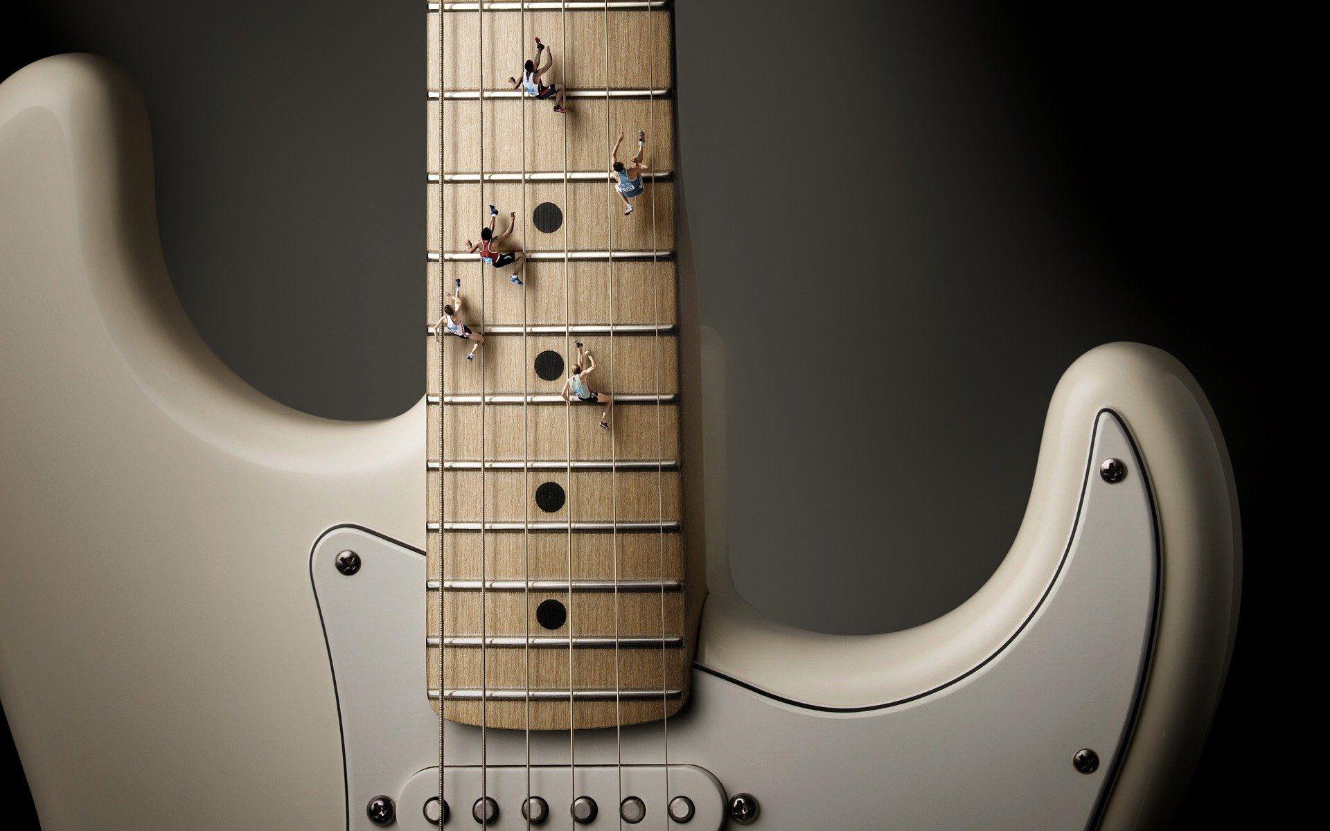 Fender Guitar, Wallpaper Theme