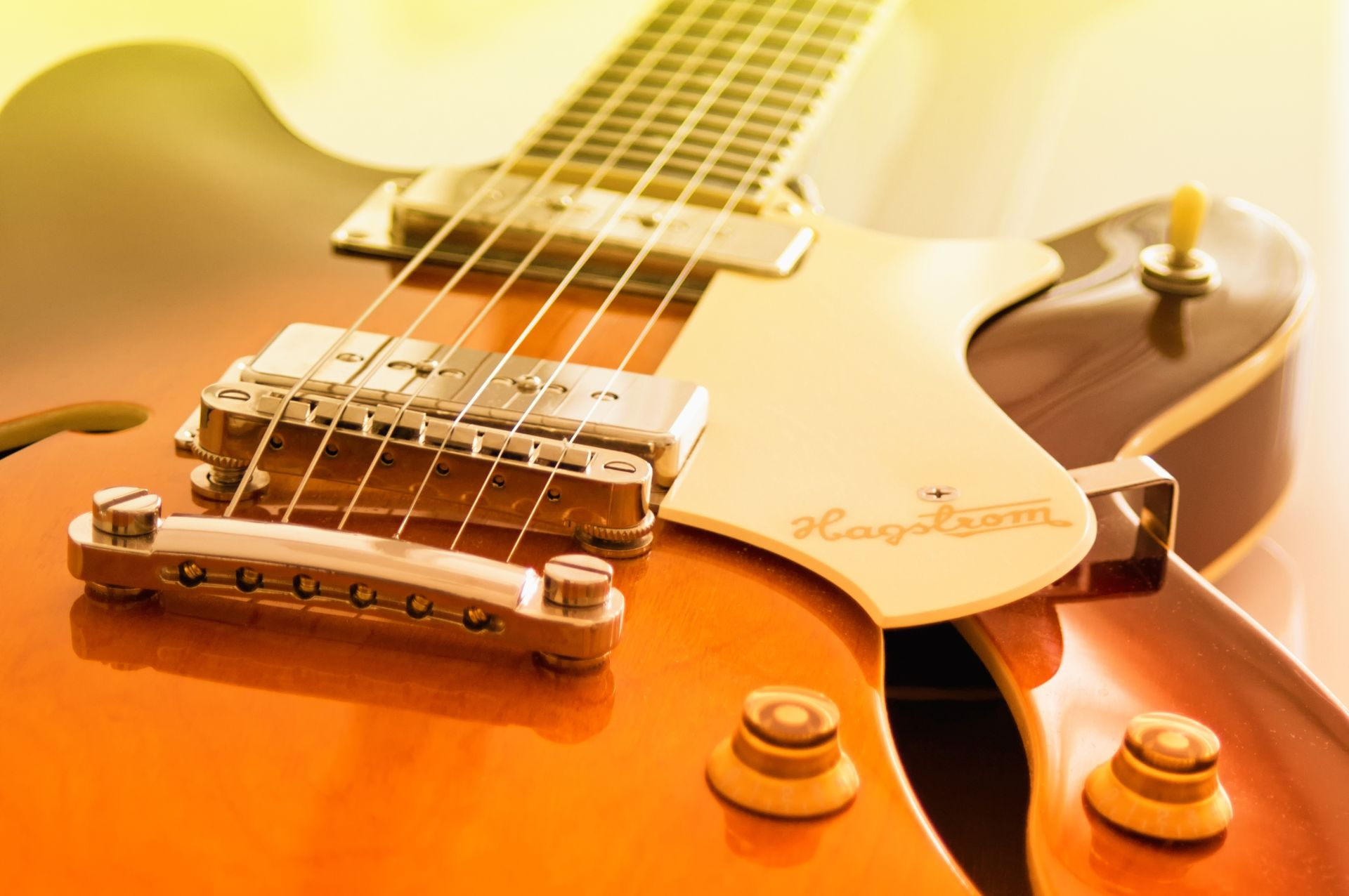 Fender Guitar, HD Wallpaper 1080