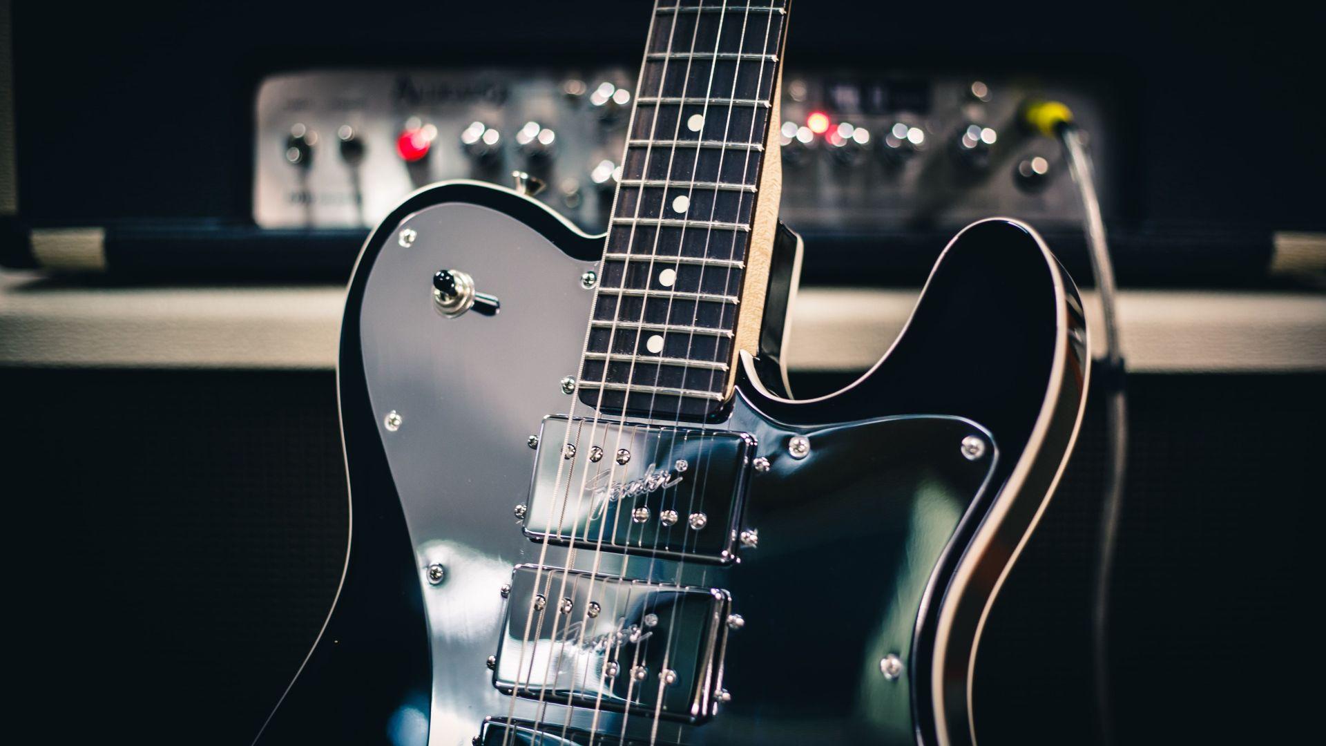 Fender Guitar, Best Wallpaper