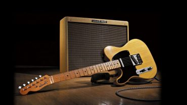 Fender Guitar, PC Wallpaper
