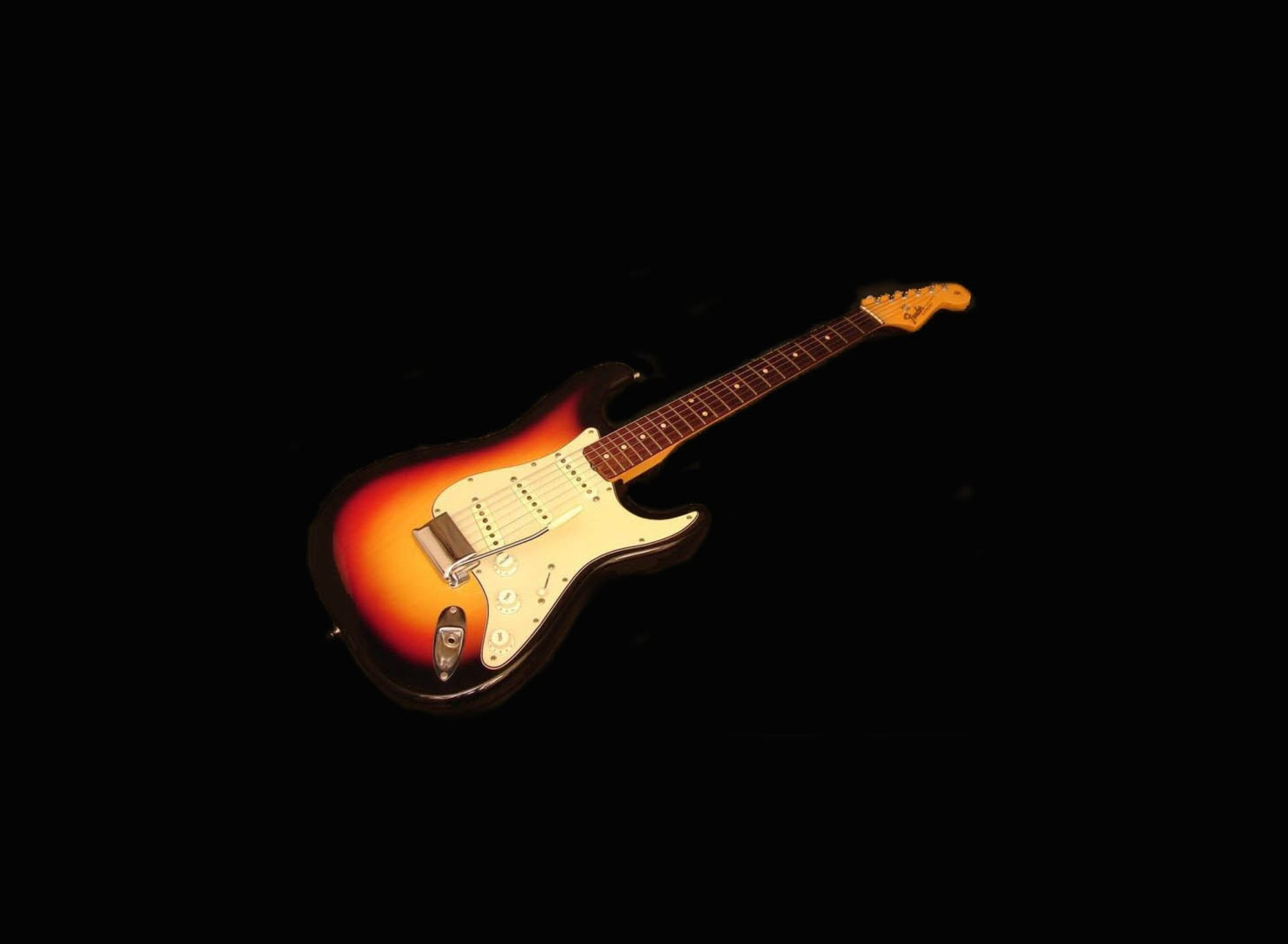 Fender Guitar, Wallpaper