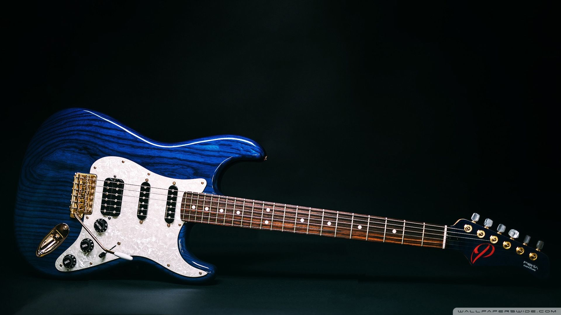 Fender Guitar, Free Download Wallpaper