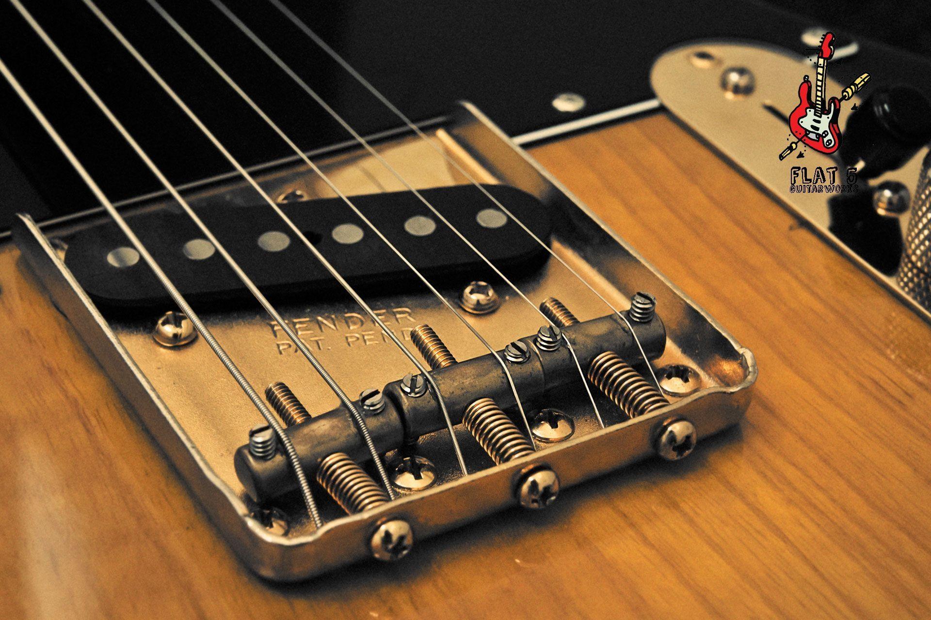 Fender Guitar, Background Wallpaper
