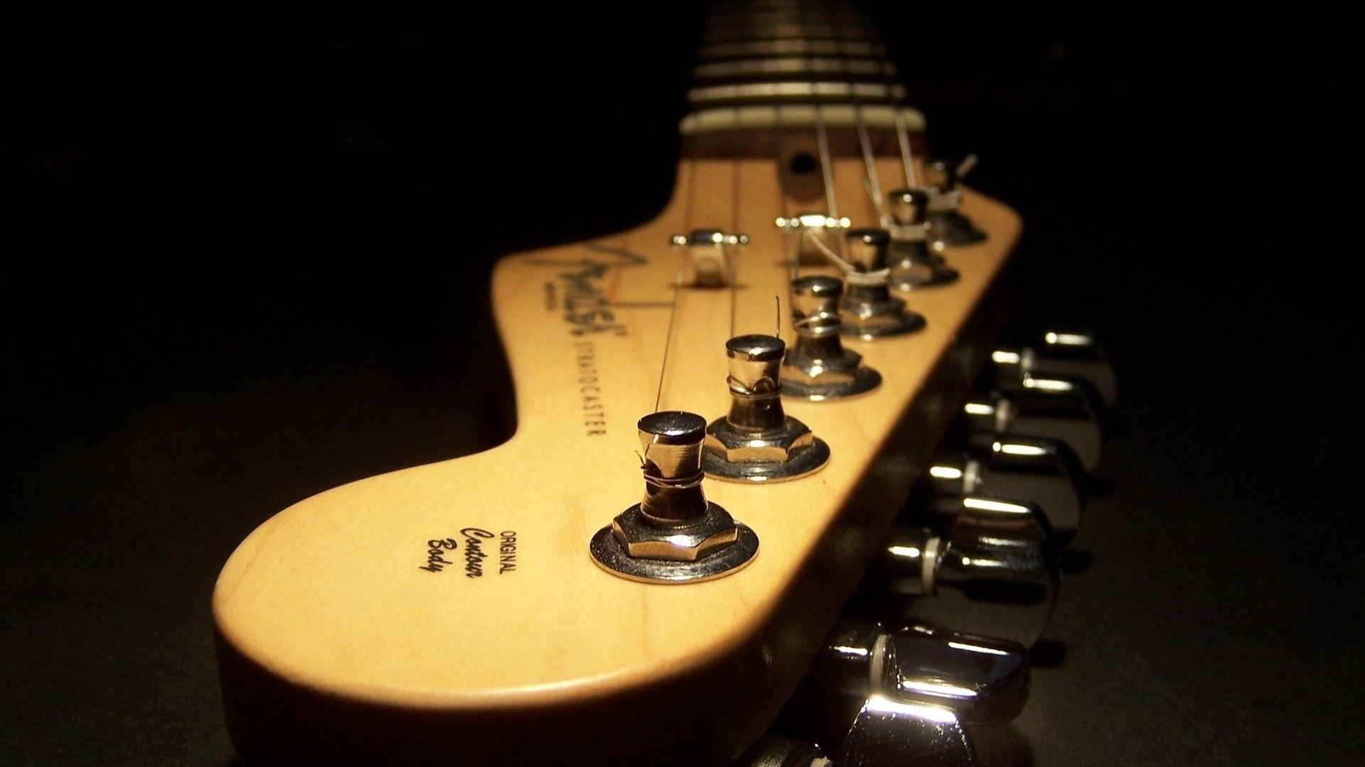 Fender Guitar, HD Desktop Wallpaper