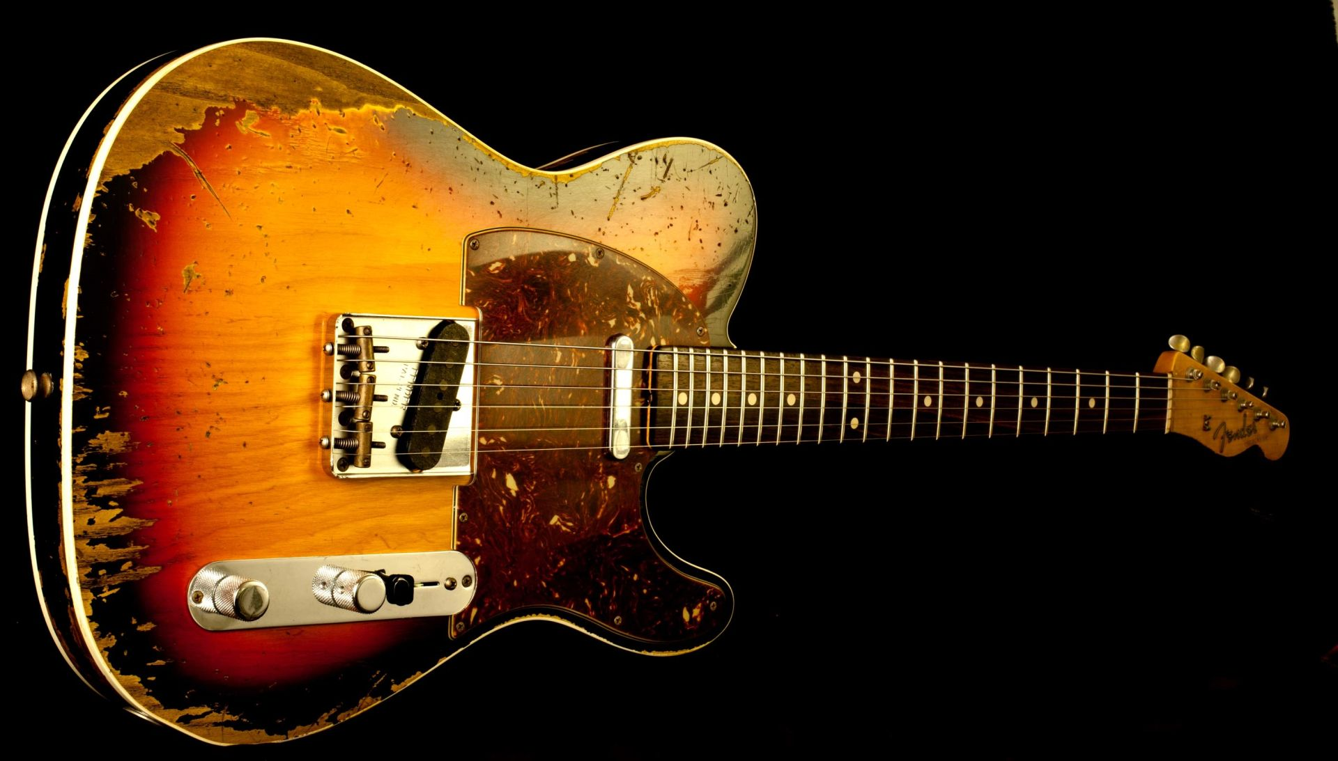 Fender Guitar, Pic